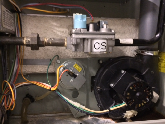 I Have A Trane Xe90 Tuc100c948 Furnace And I Am Getting A