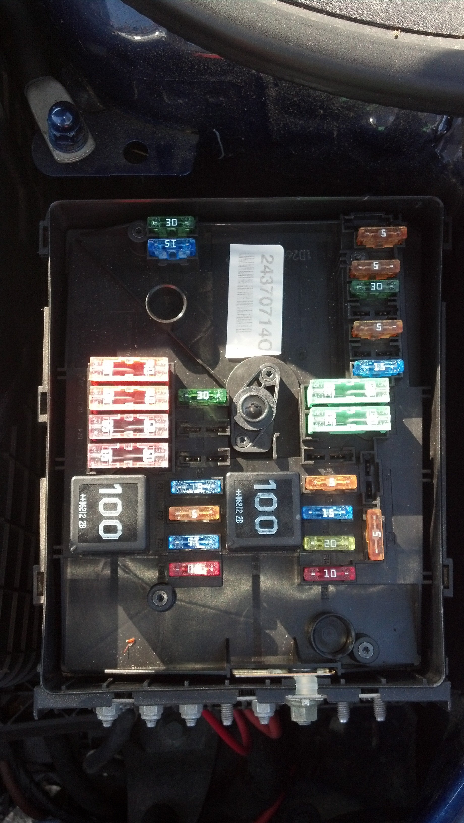 Vw rabbit fuse box map of gti mifinder