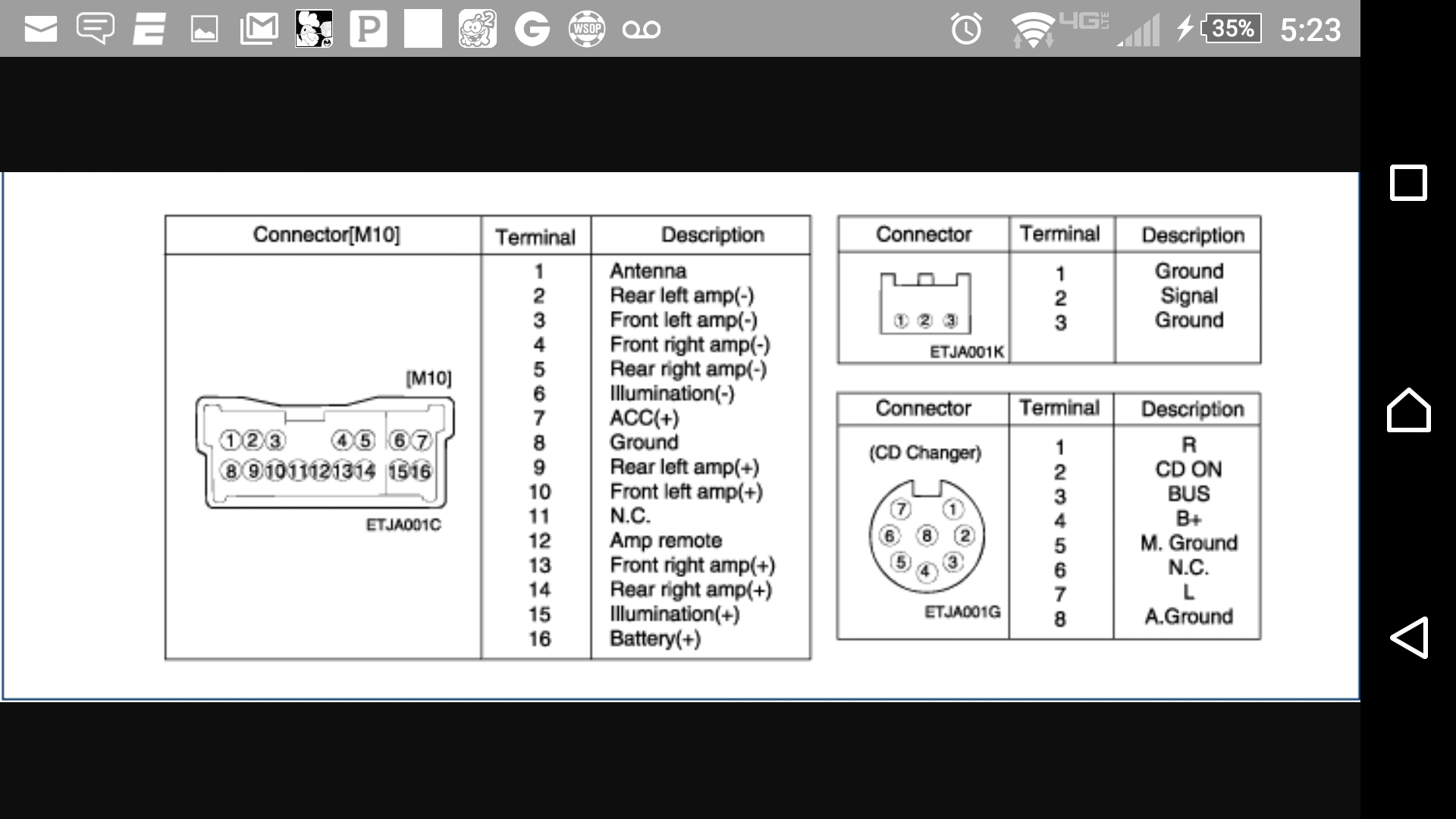 Screenshot_2016 04 30 17 23 14 i need the radio wiring diagram for 2008 santa fe, please hyundai santa fe wiring diagram at bakdesigns.co