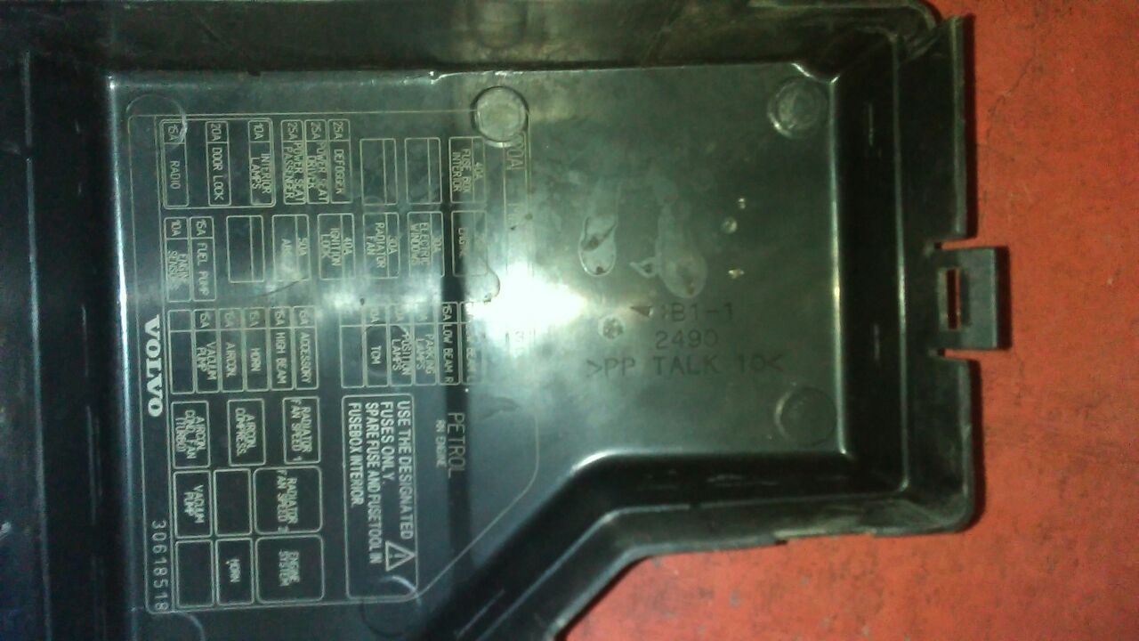 I Have A Volvo S40 Yv1vs17k91f679837 Ecu Say P1500 Code Fuel 2001 Fuse Box Img 20160518 Wa0009