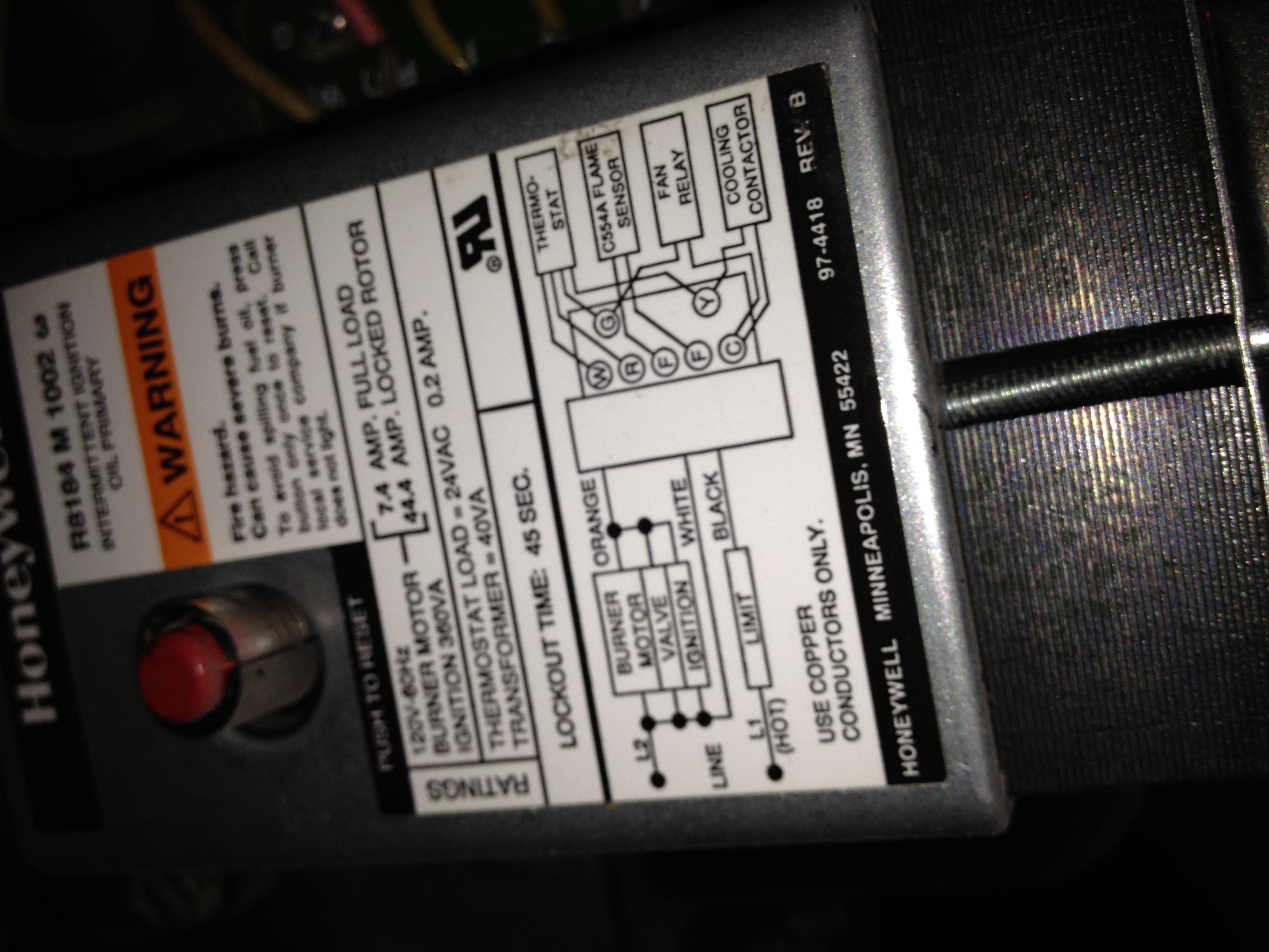 Tolle Honeywell Rth7600d Schaltplan Bilder - Elektrische Schaltplan ...