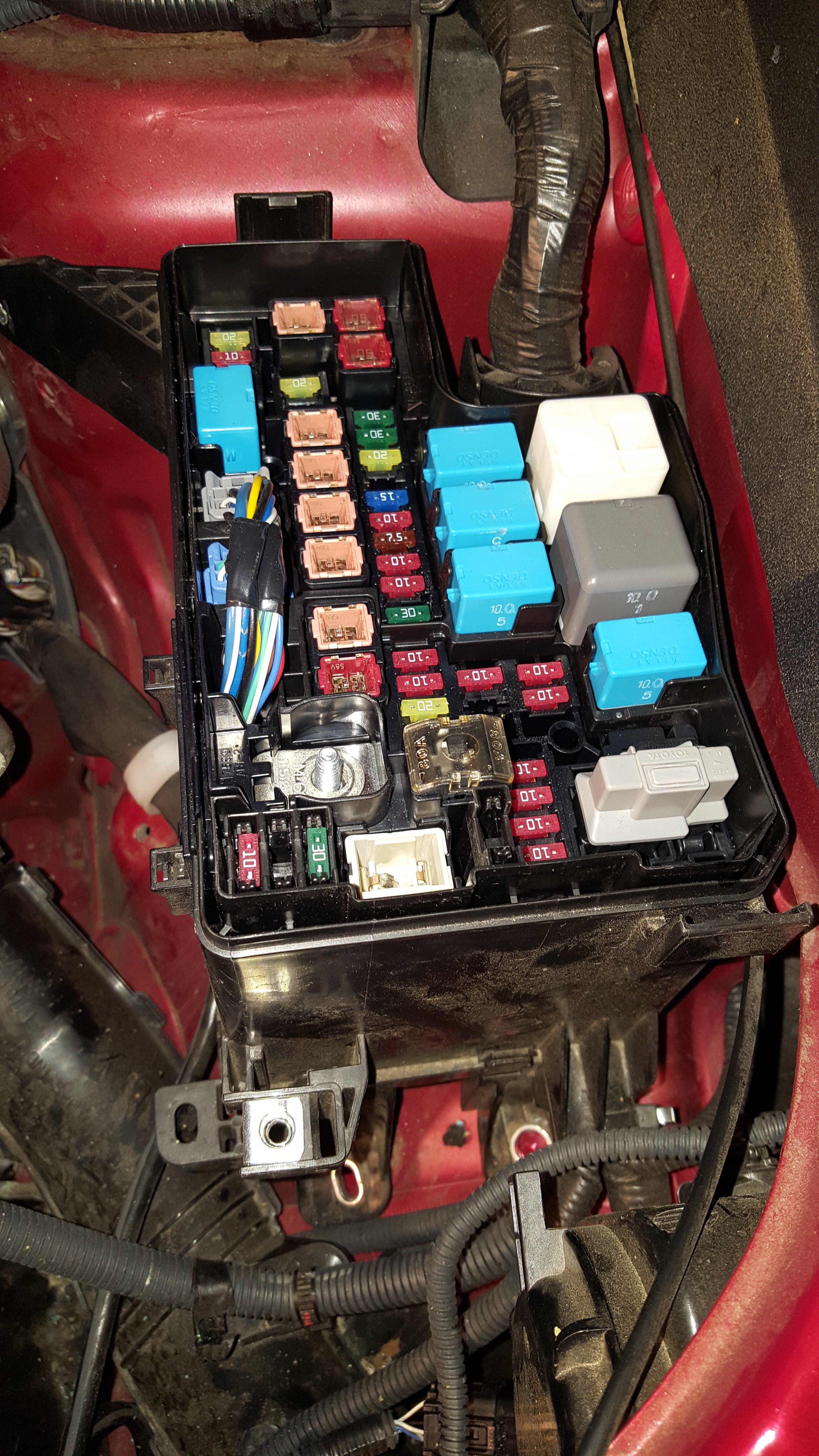 2013 Rav4 Fuse Box Trusted Wiring Diagrams 2002 120 Alt Diagram Electricity Basics 101 U2022 Jetta