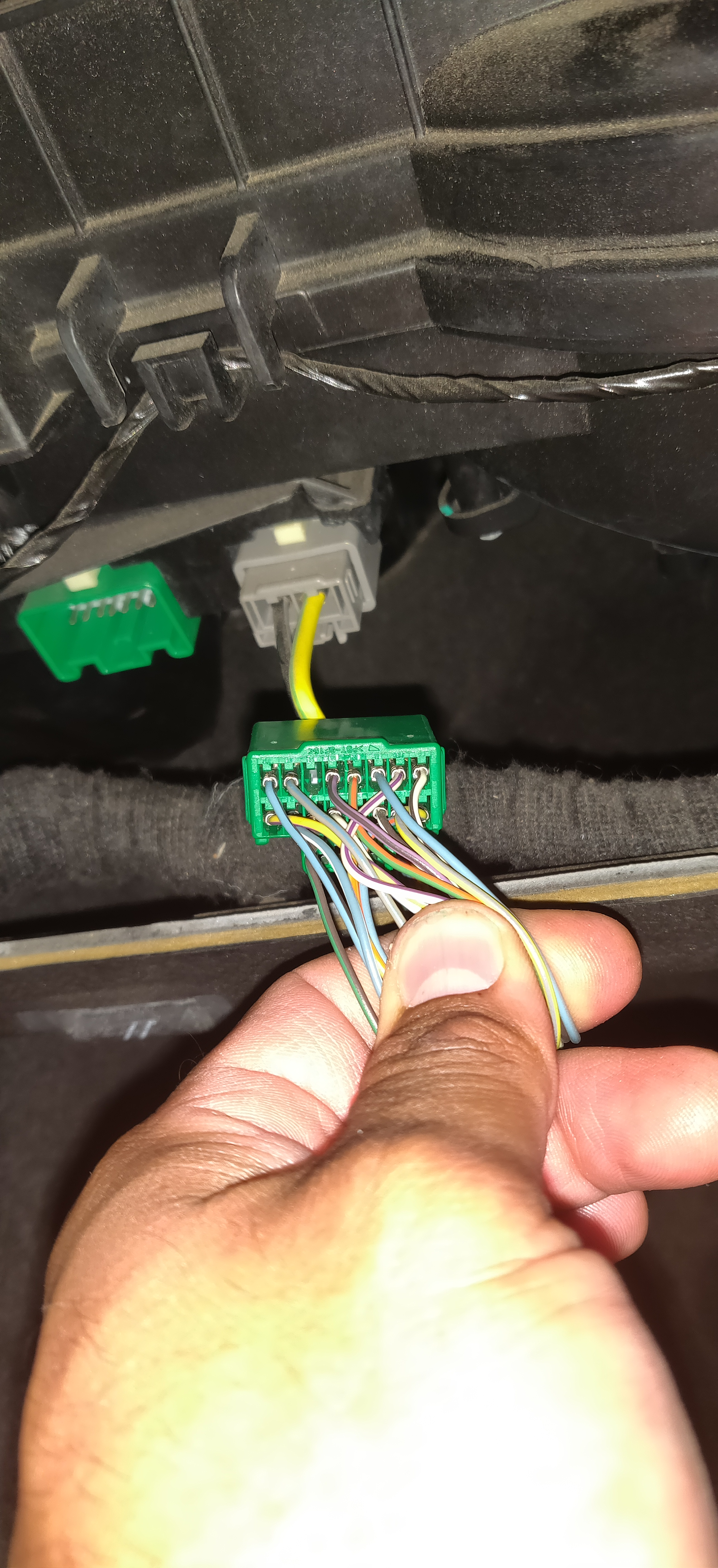 I need to by-pass the evaporator air temperature sensor in a