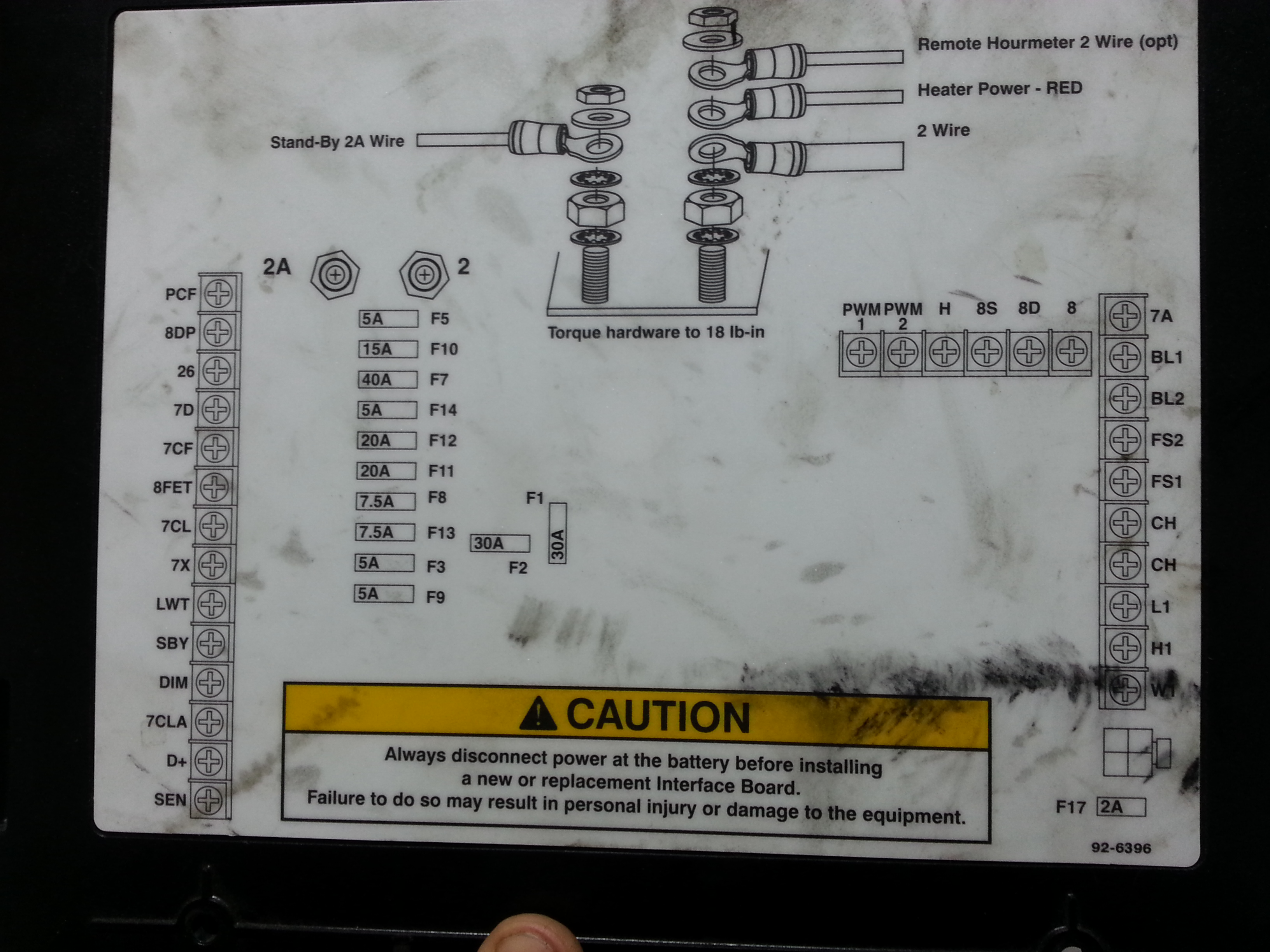 Need Wiring Diagram For 2011 Thermo Tripac  Have Older Installation Manual  But On 2011 Unit All