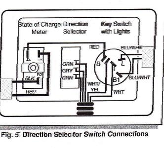 2002 ezgo 36 volt golf cart wiring diagram need help with a 3 way switch on a ezgo 36 volt golf cart what  ezgo 36 volt golf cart