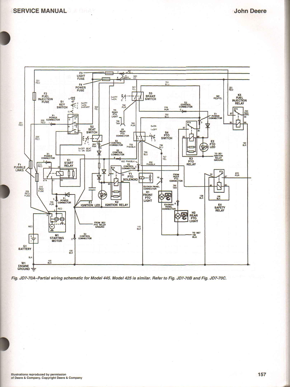 john deere 455 wiring diagram wiring diagram John Deere 455 Diesel Fuse Box Diagram engine just stopped top 15 amp fuse