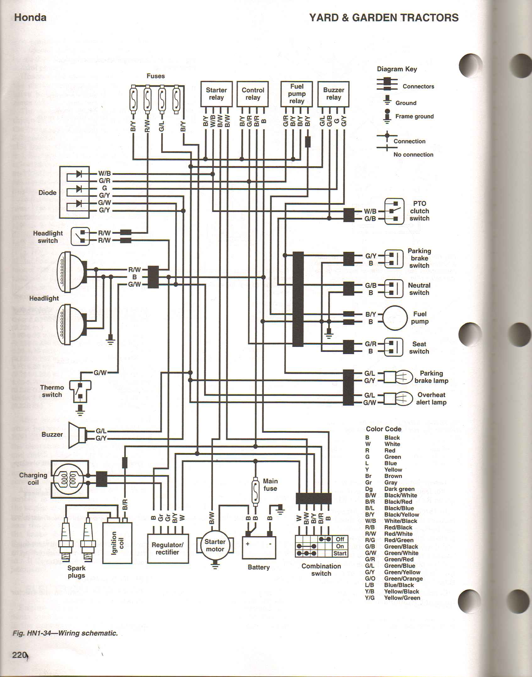 Honda 3813 Wiring Diagram | Wiring Liry on
