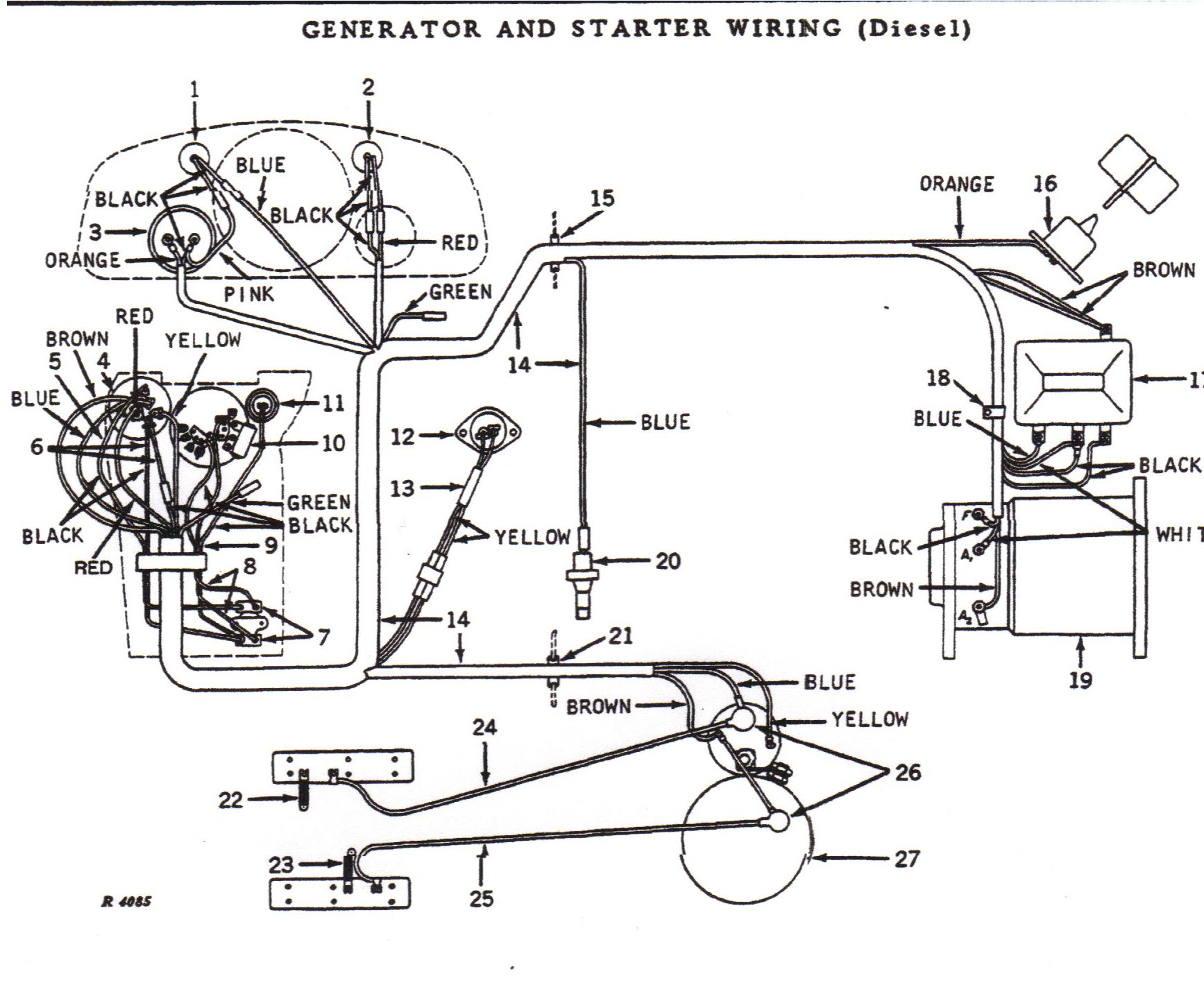 Wiring Diagram John Deere 4020 Powershift Books Of La165 What Is The Correct On Starter For A 24volt With Rh Justanswer Com