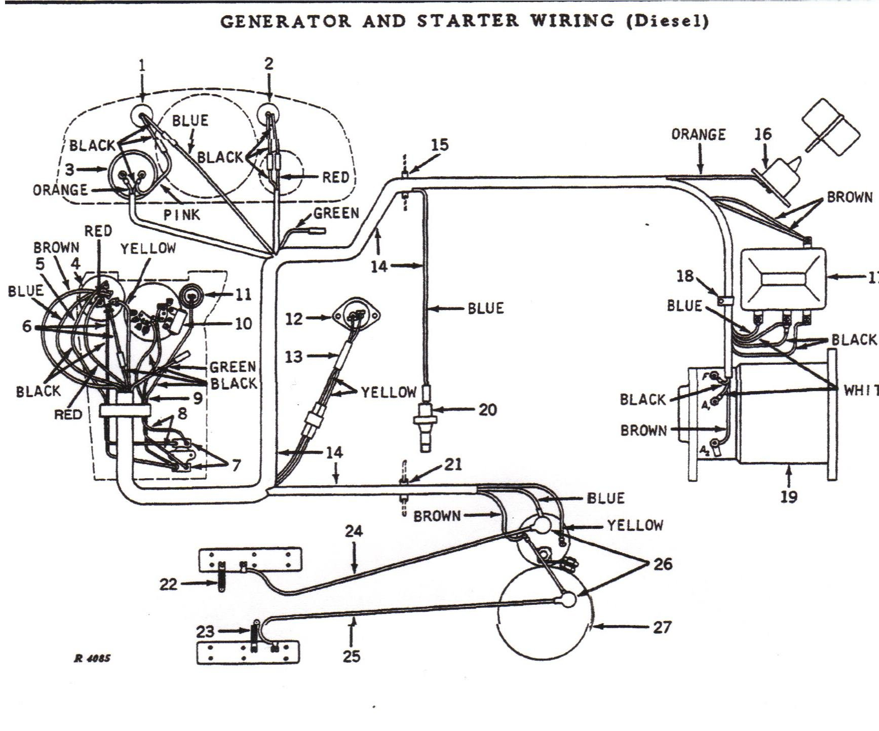 Bill Is My Name And 1966 Jd 4020 With 2 12v Batteries I Am Rewiring Iveco Tector Wiring Diagram E555edce Fbb0 49b3 A4e9 B782df35b566 John Deere 4010