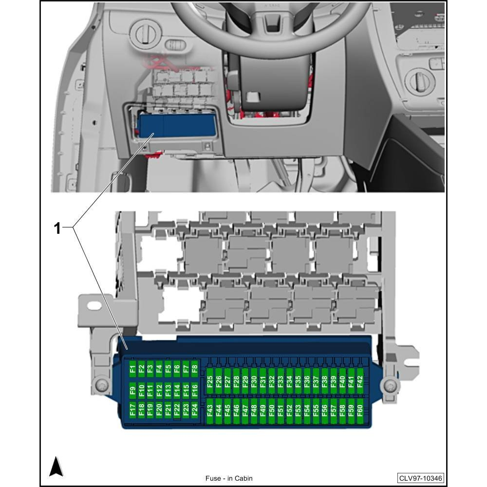 I need a fuse diagram for 2014 vw jetta tdi. I had a epc ...