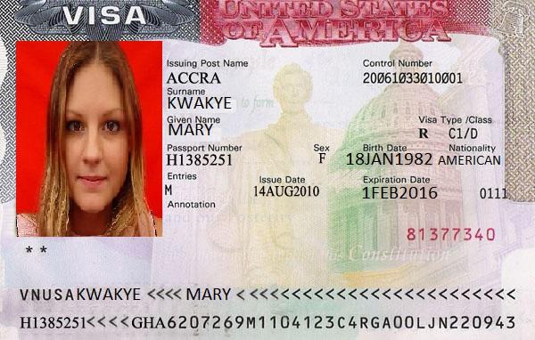 Ghana dating USA