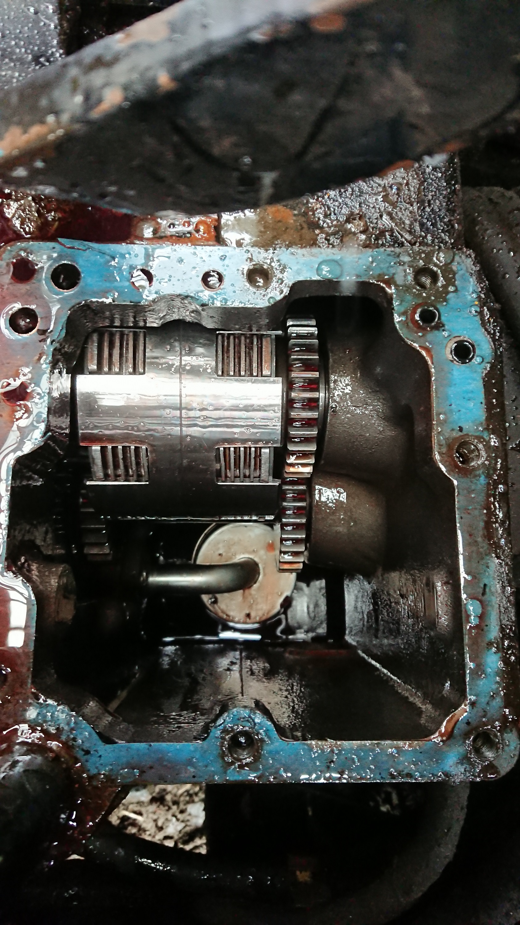 I have a problem with an old TCM forklift FD20Z5T, year 1996