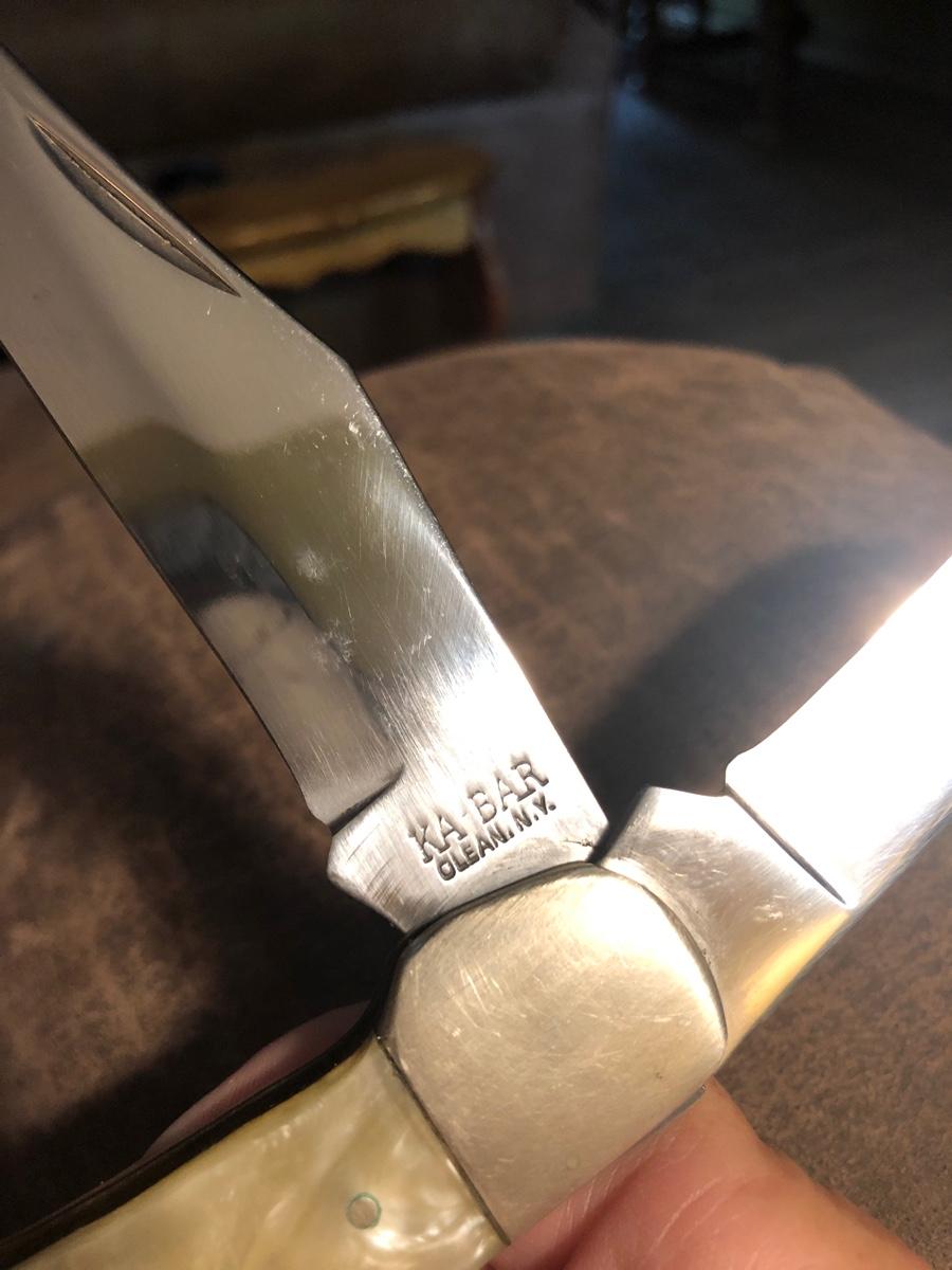 Randi ka bár kés
