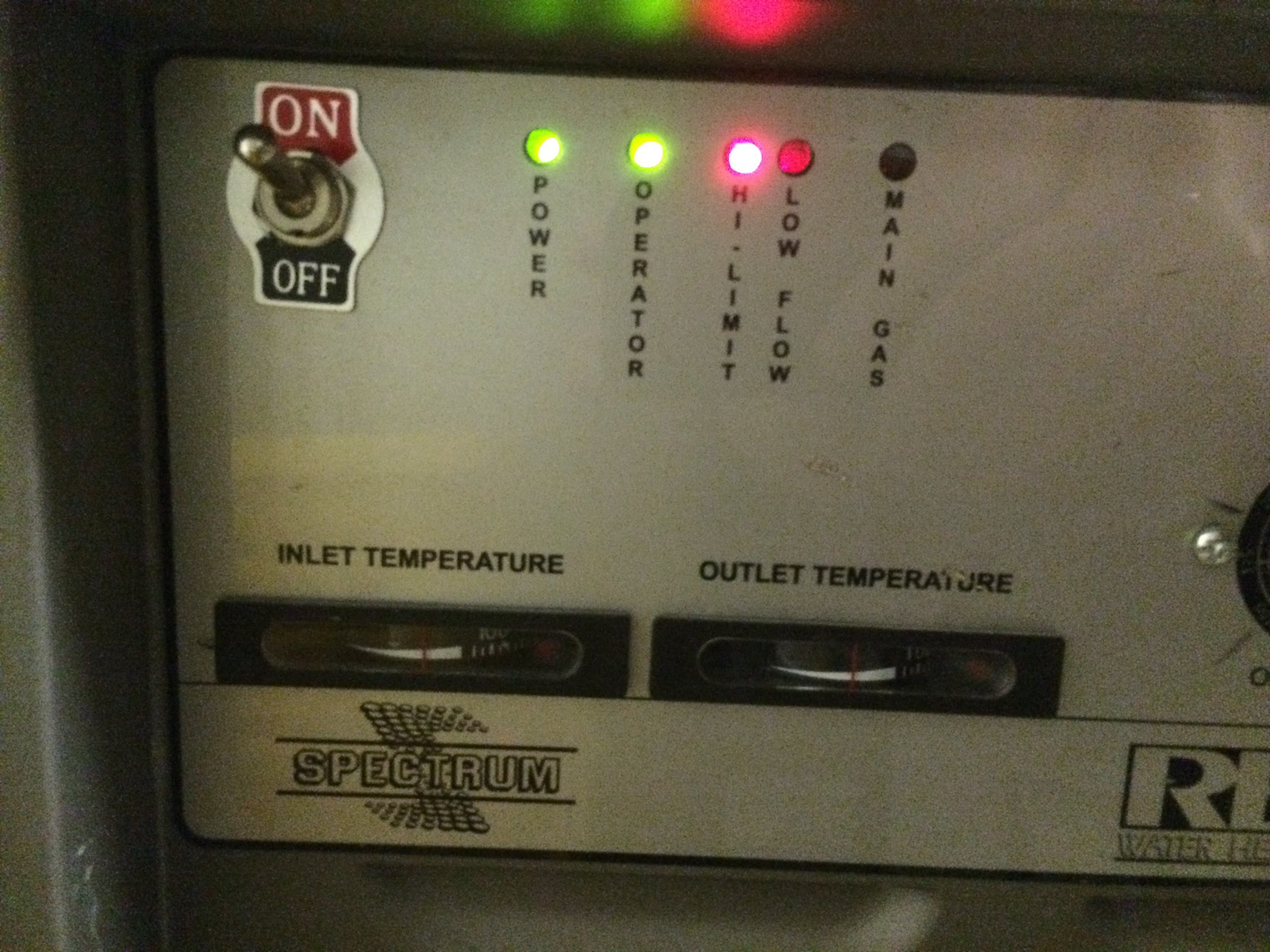 Rick Have A RBI Boiler That Will Not Fire There Is Demand In The - Rbi dominator boiler wiring diagram