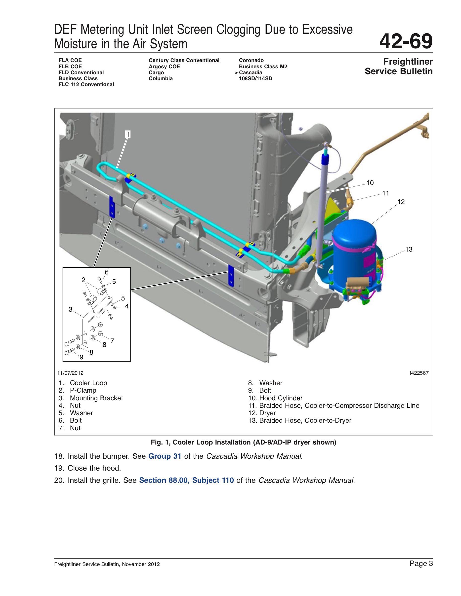Wiring Diagram Freightliner Cascadia Def Best Secret M2 Light 2013 Dd15 Detroit Engine Vin 1fujgldr7dsbu2023 Rh Justanswer Com Diagrams Horn
