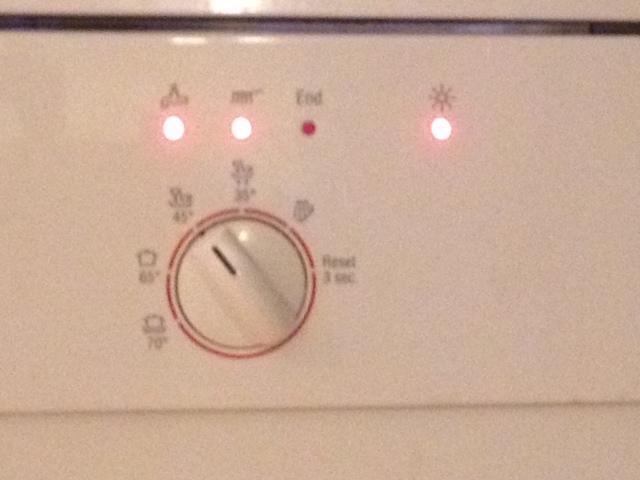 Bosch Dishwasher Watertap Light | Tyres2c