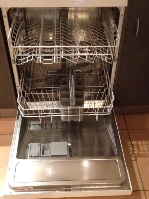 Have a Bosch Classic Electronic dishwasher which does not wash - the