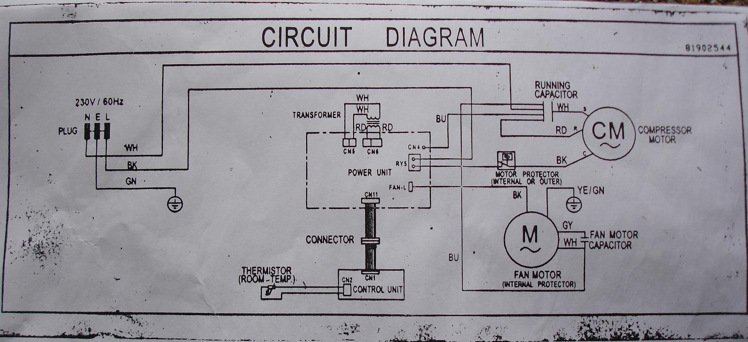 Frigidaire Air Conditioner Wiring Diagram Great Installation Of Fedders Thermostat Ac Simple Schema Rh 47 Lodge Finder De Goodman