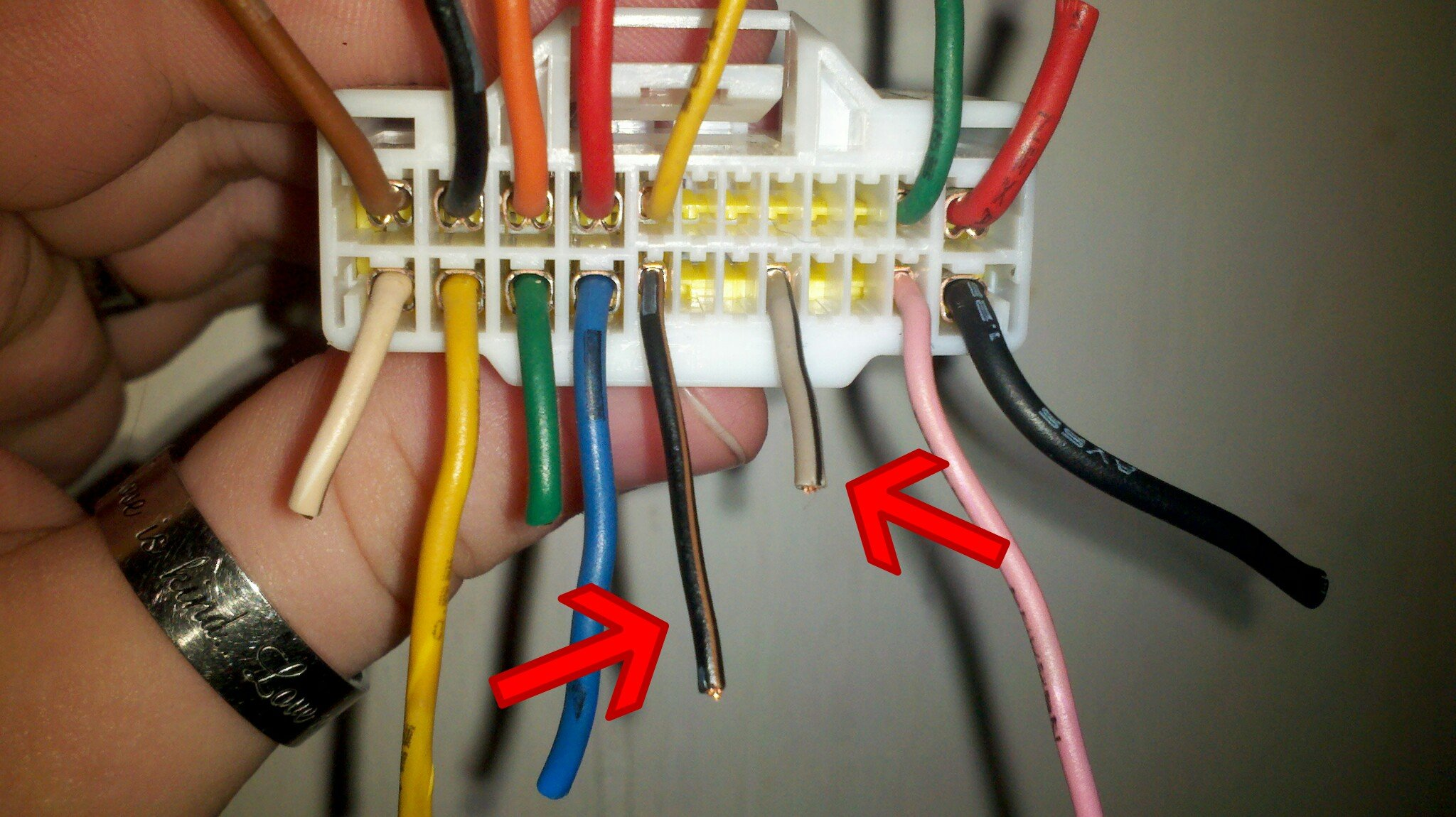 Picsay on 2009 Hyundai Accent Wiring Diagram