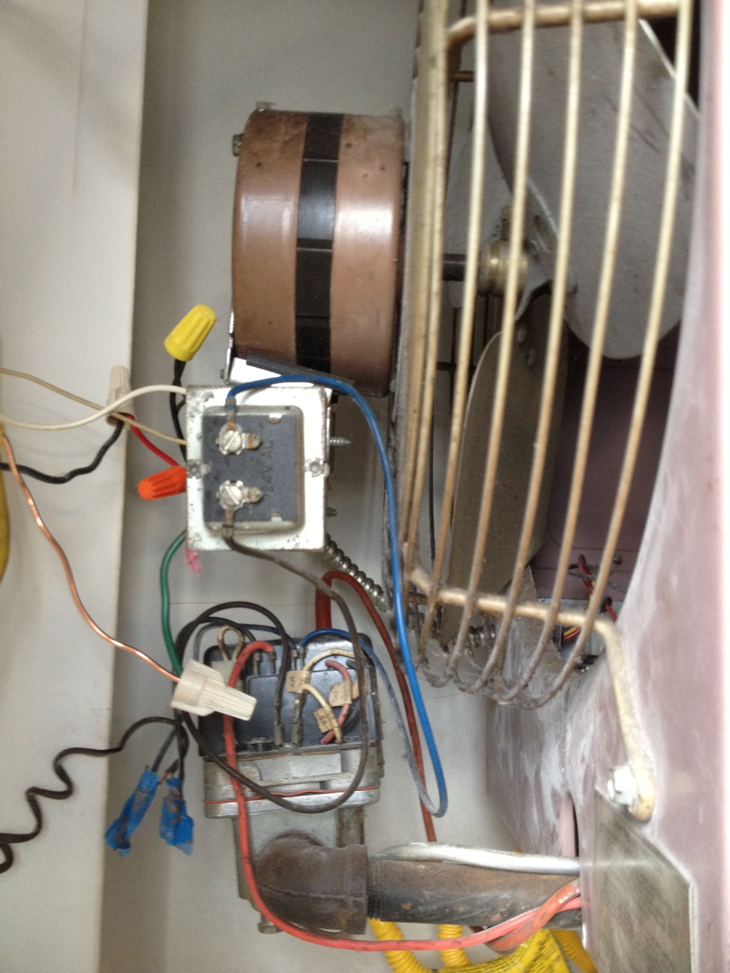 I Have A Reznor Heater From A Friend That I U0026 39 M Installing For The First Time In My Garage  I Have
