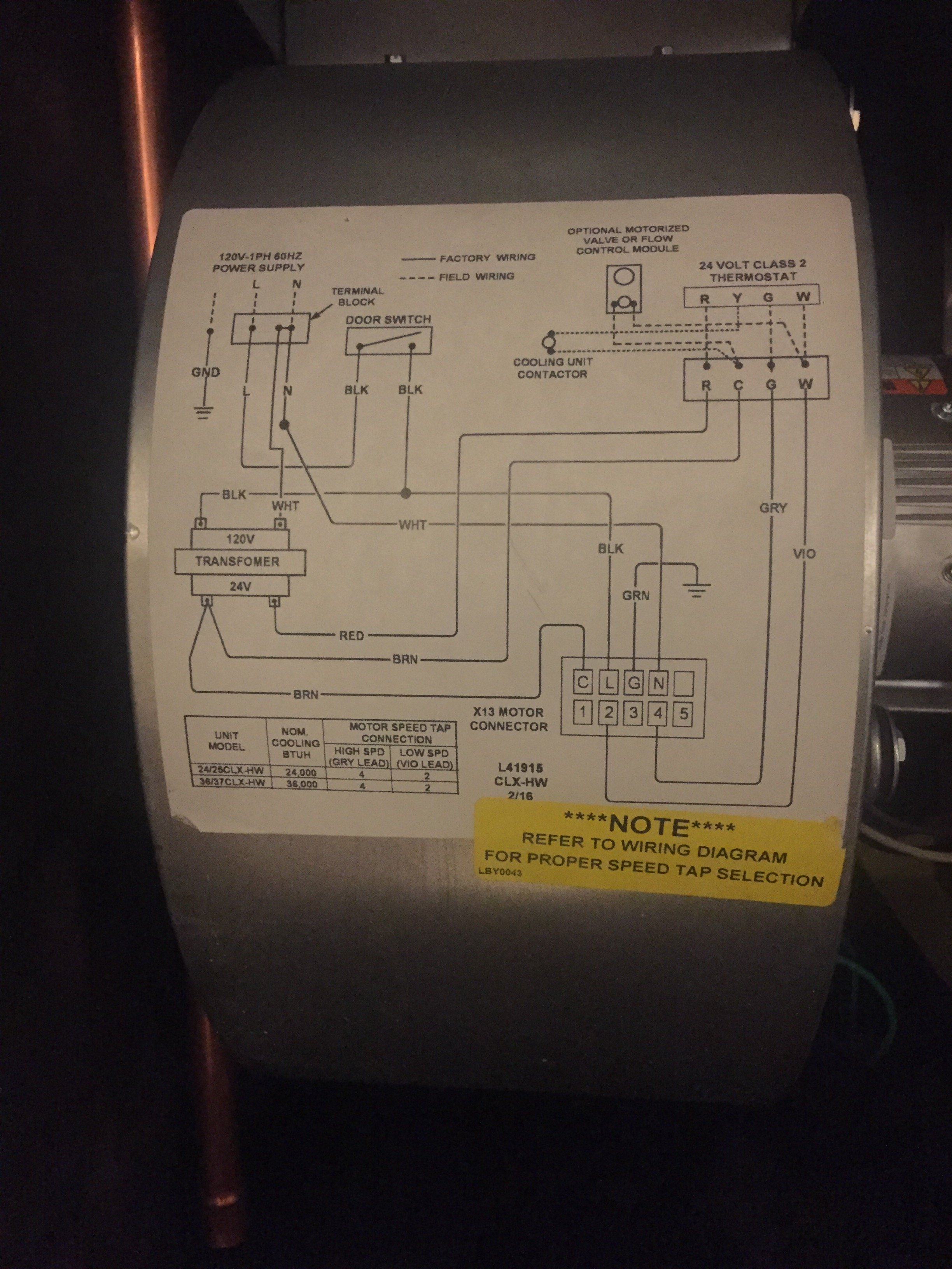 I Am A Home Owner Replaced Heating System In My House With Hydro Nest Wire Schematic Img 5522