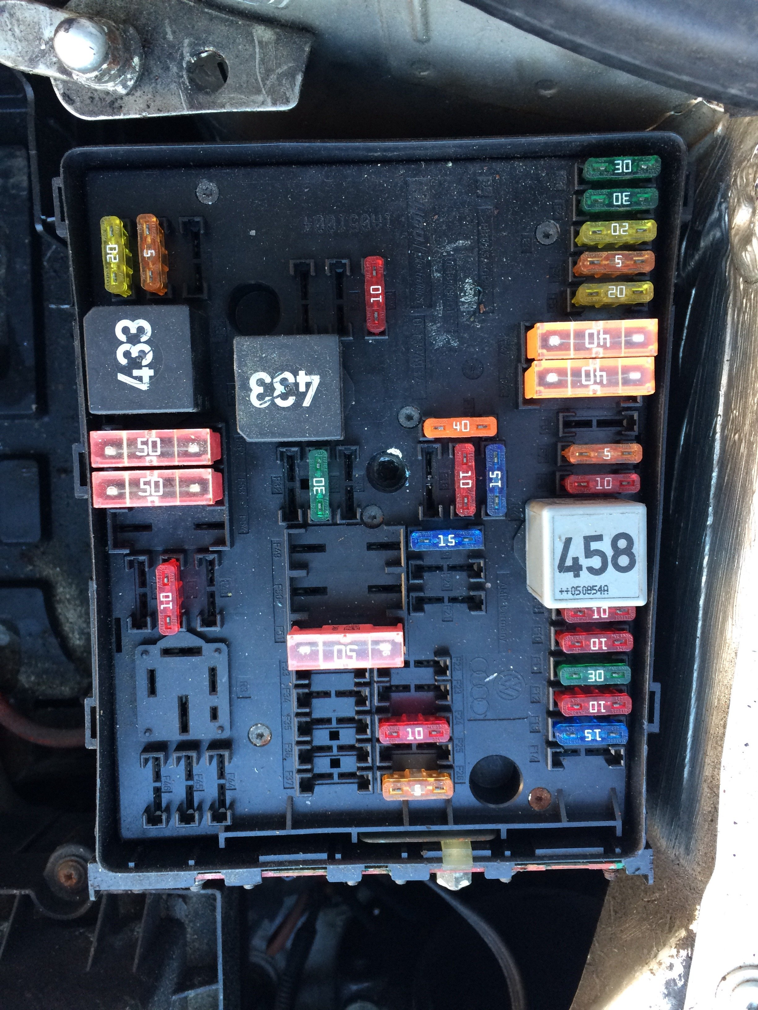 B F E Ec additionally Img together with Das Island besides Lexus Es Fuse Box Engine  partment as well Ac Bf C Acaf Ff C. on f fuse panel