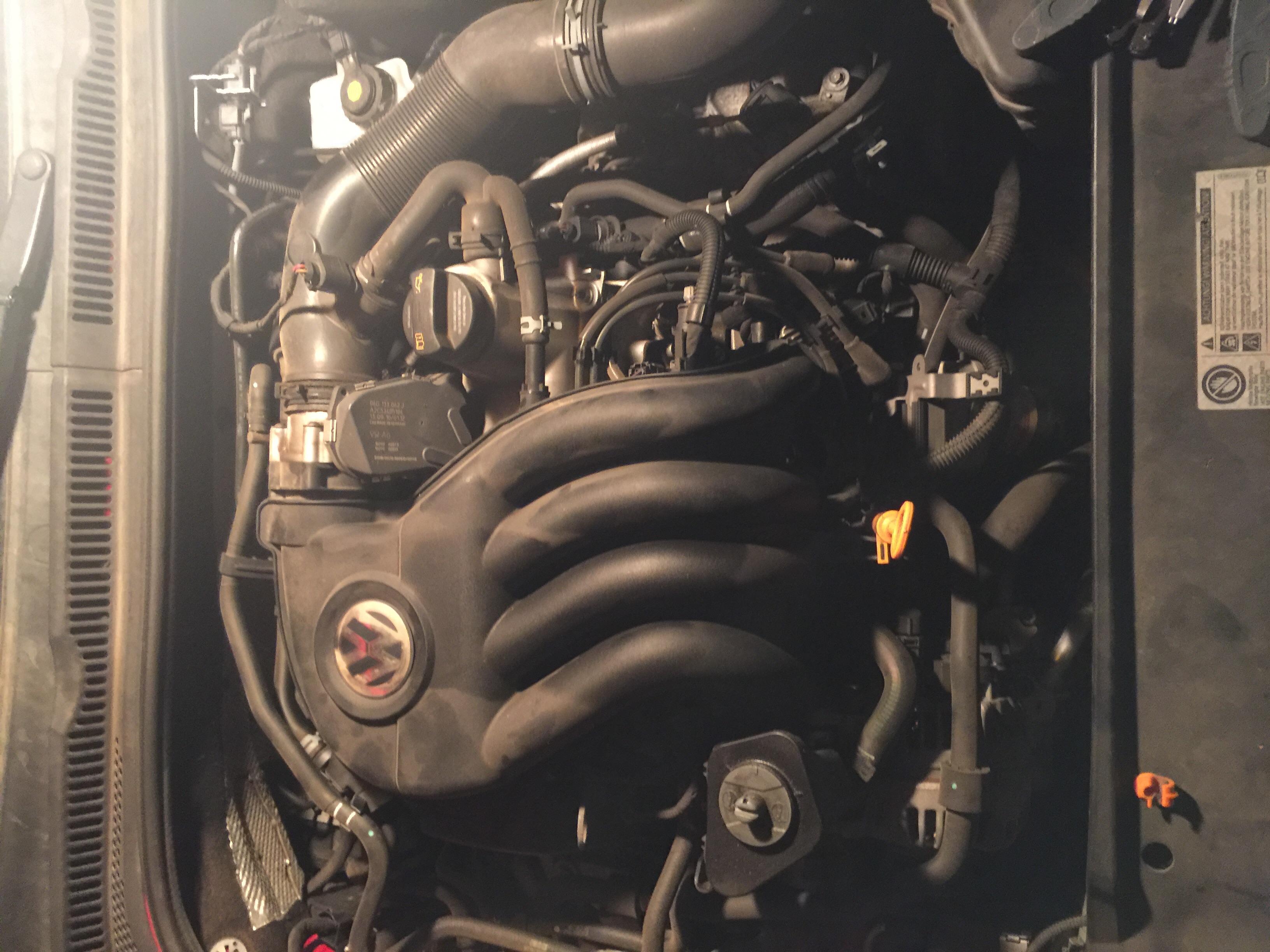 I ran a VCDS scan on my 2011 Volkswagen Jetta 2 0L SFI SOHC