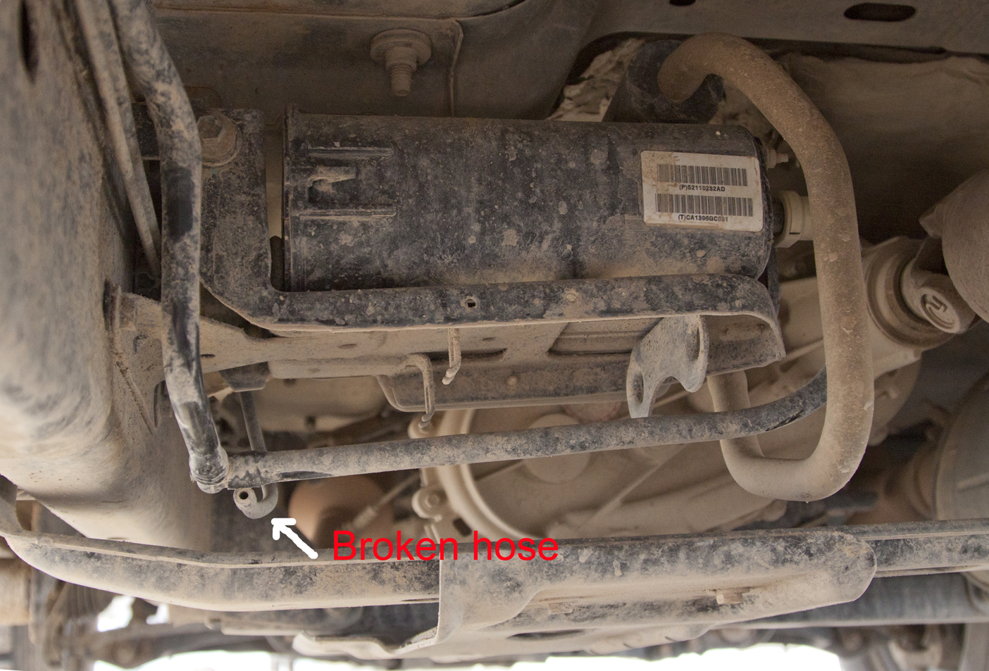 Error Code P0457 For 2006 Dodge Ram 1500 5 7 Hemi