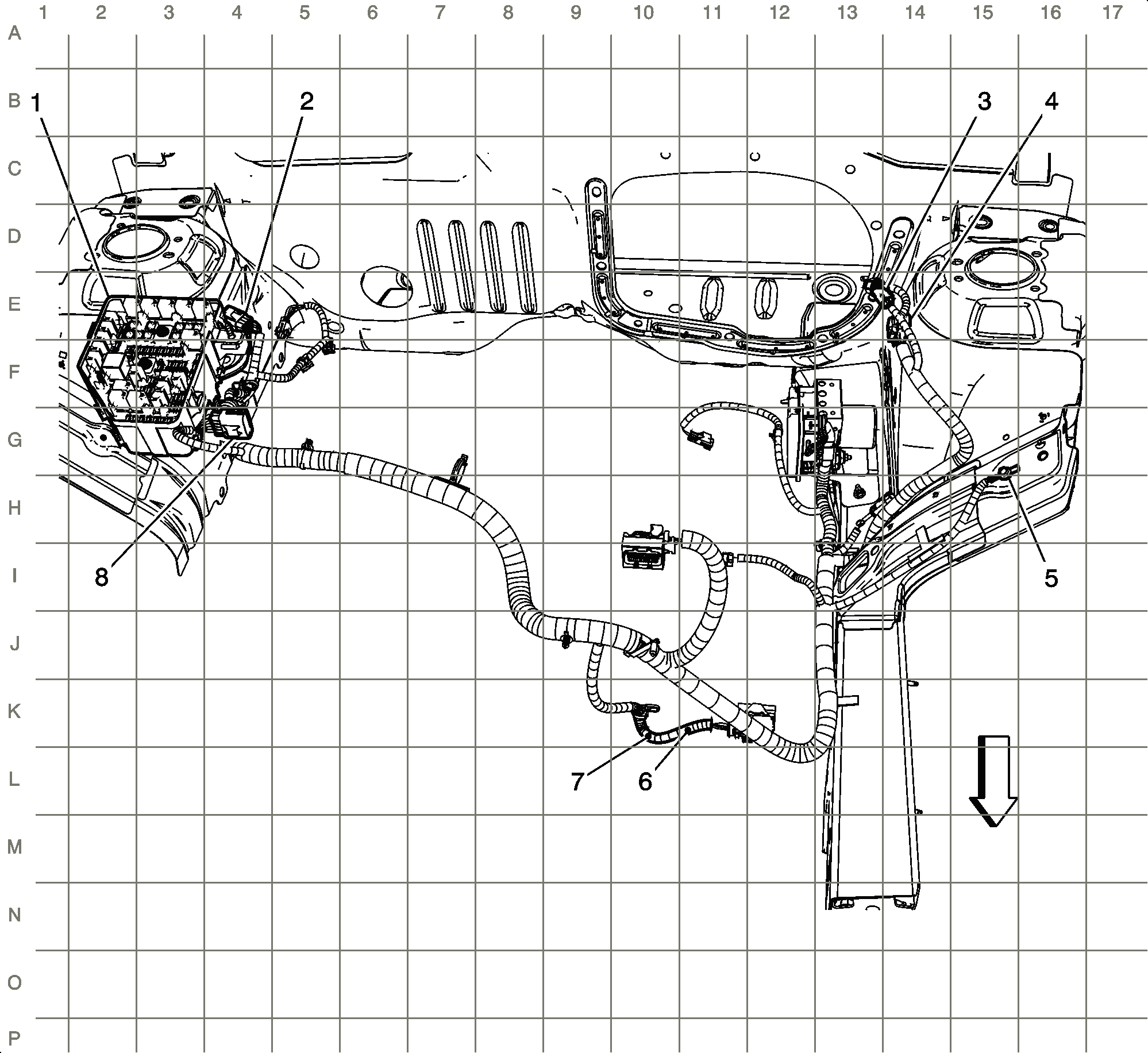 Cadillac Cts Evap Purge Solenoid Valve On Wiring Diagram For 2007 Cts