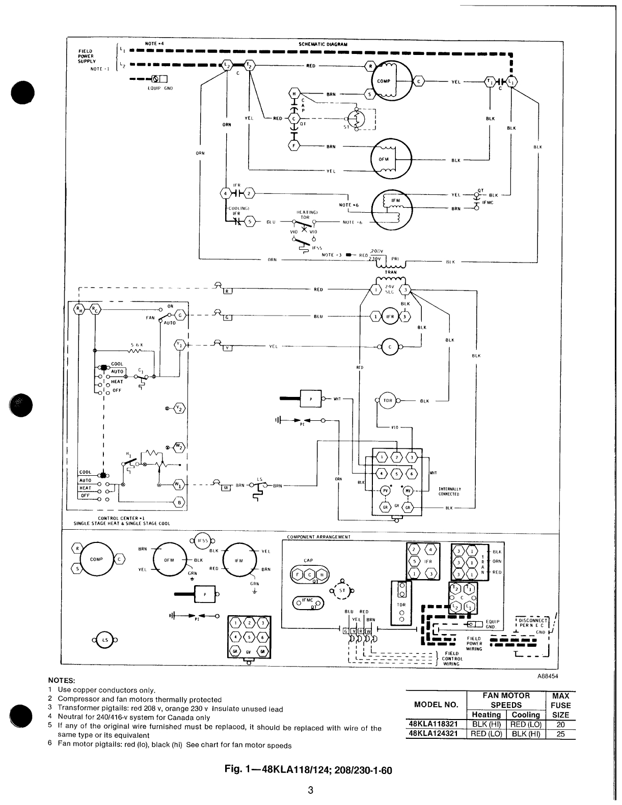 Old Carrier 48 Dl Wiring Diagram Diagrams Residential Rick Do Yo Have Time Now To Work On A Hvac Heating Commercial Model Numbers