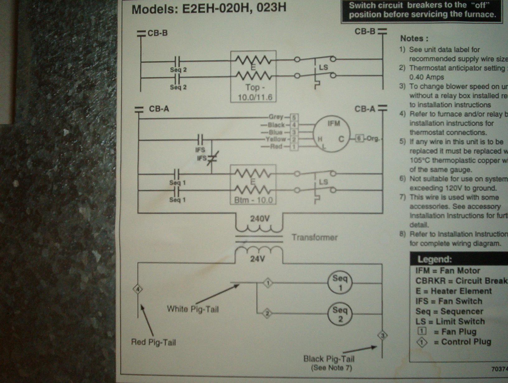 9400 13q152 Nordyne Wiring Diagram Yamaha Electric Guitar Wiring