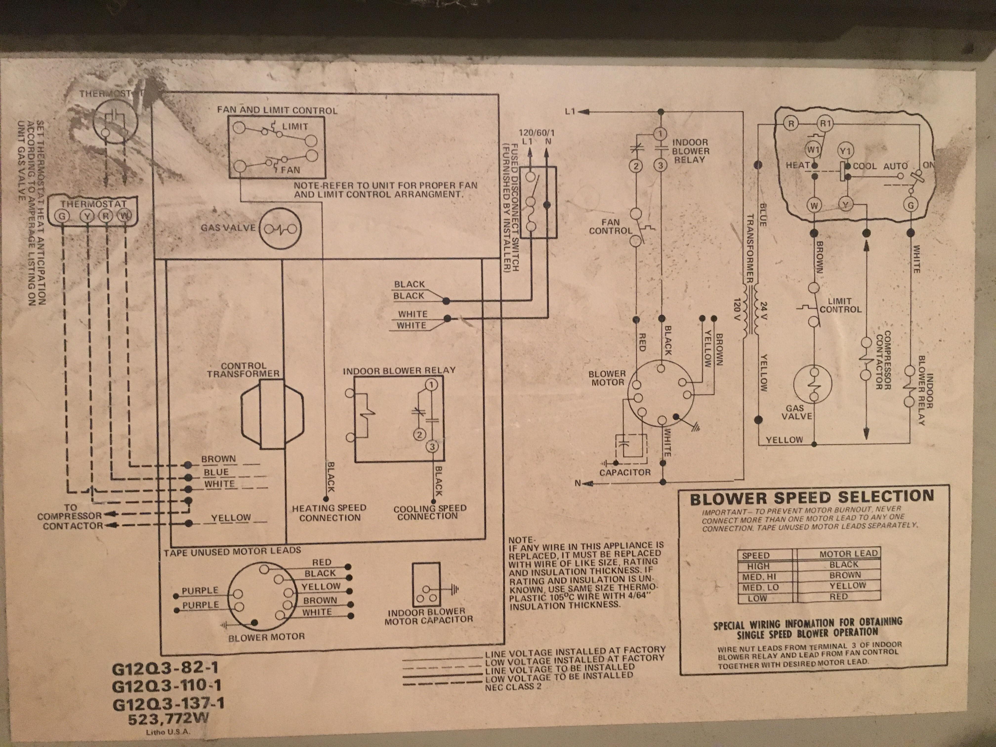 Lennox Furnace Wiring Diagram Wiring Diagram For Lennox Gas Furnace
