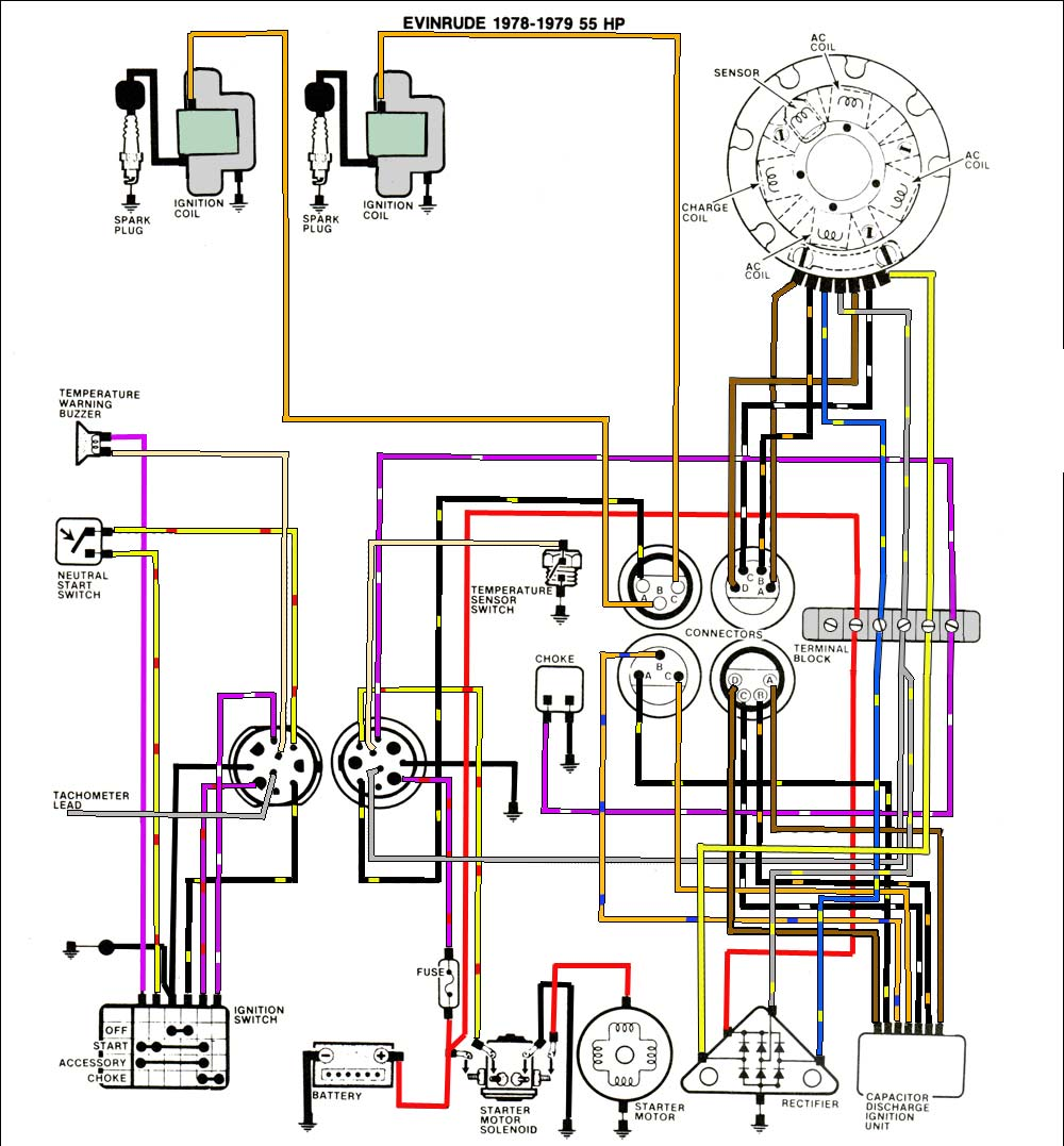 I Have A Marine Question I Have A Model 70el79a  I Need The Power Pack Wiring Diagram