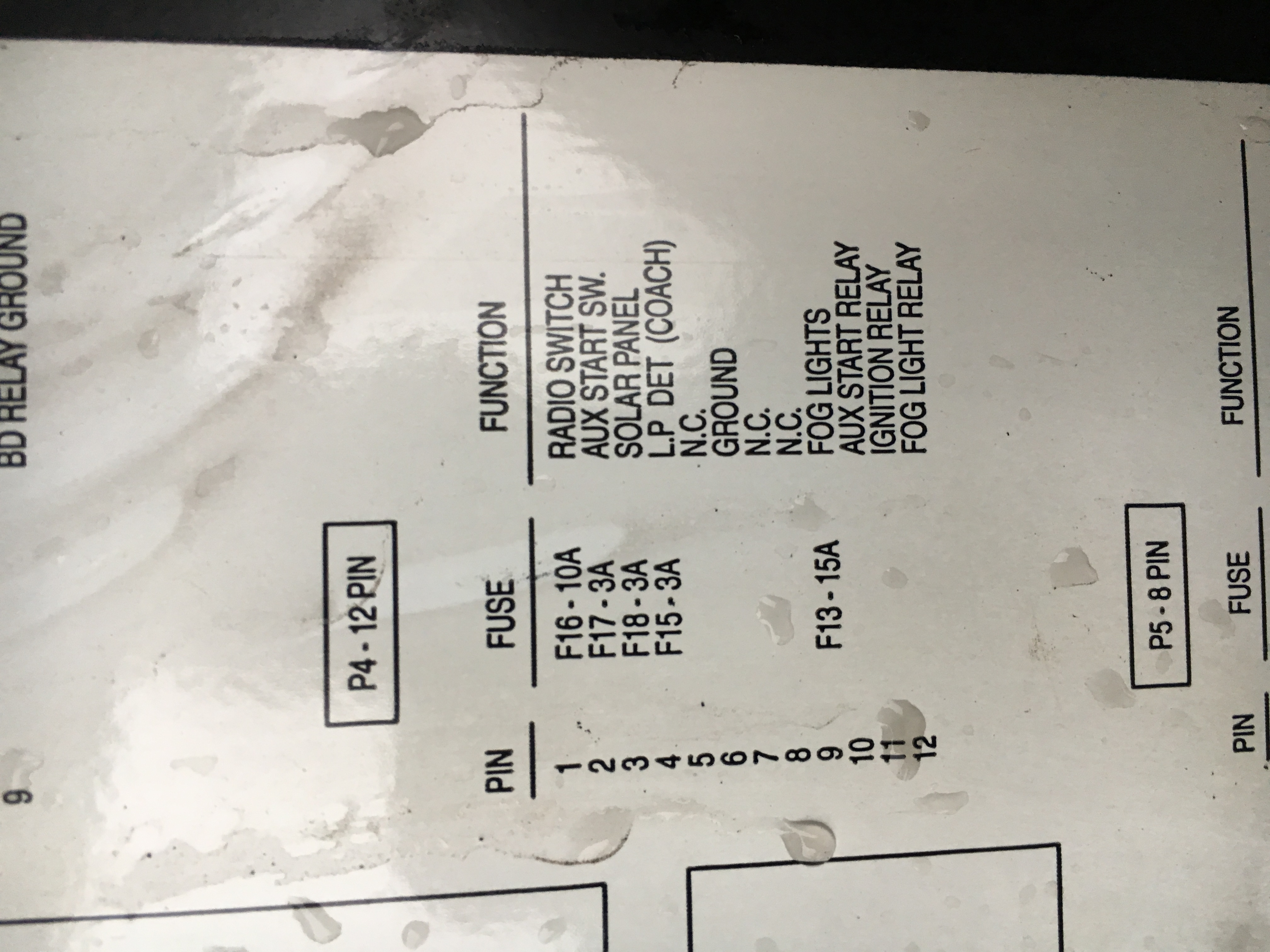 I Have A 2003 Pace Arrow The Switch For Engine Battery And Fleetwood Wiring Diagram Img 3765