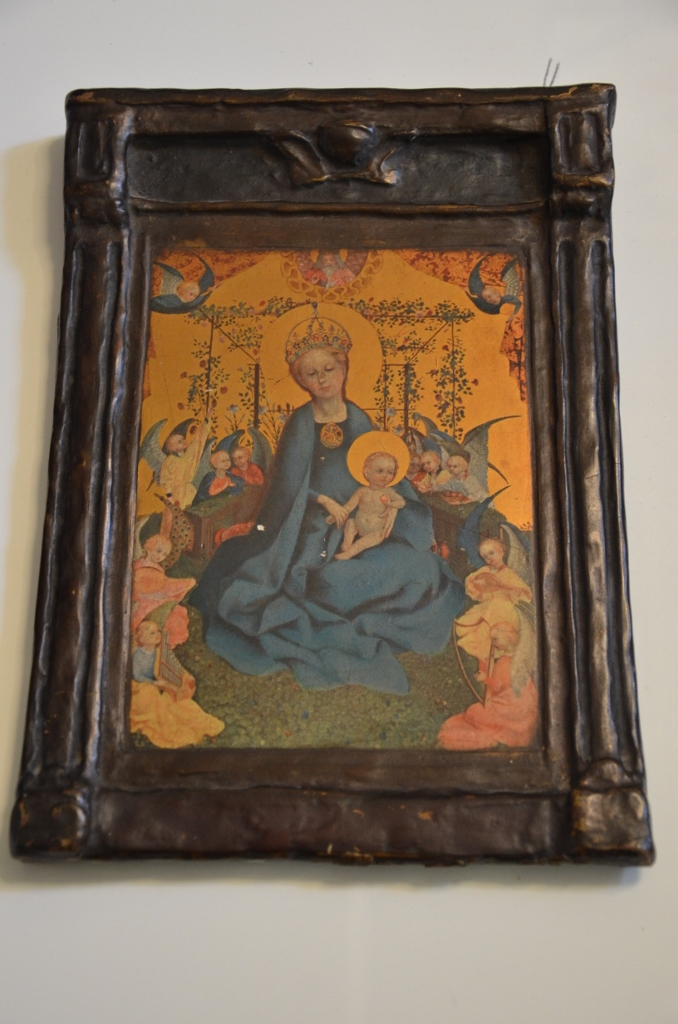Is this an authentic Russian Icon or Retablo? I will