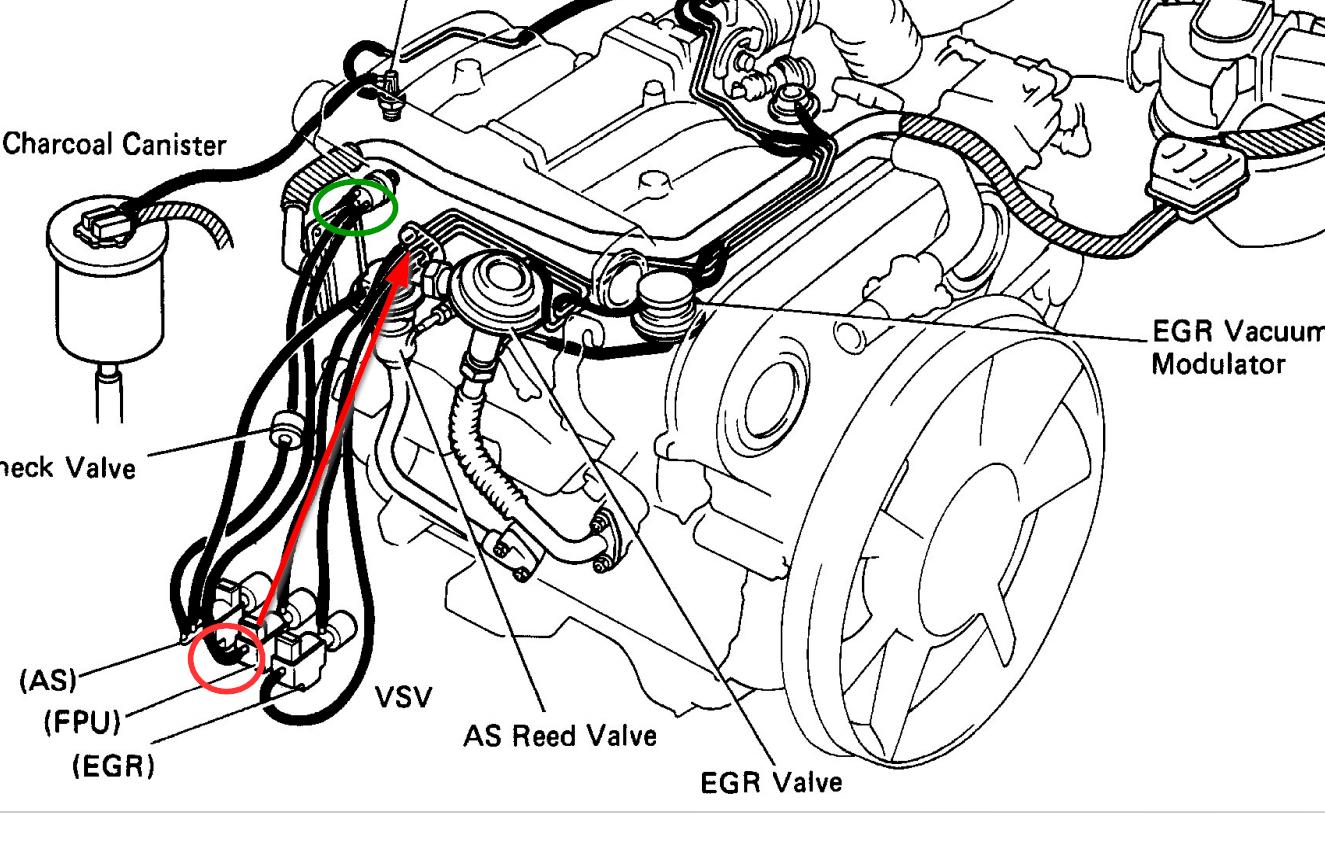 Sensors LC Engineering 1061045-22RE/3VZE OEM Throttle