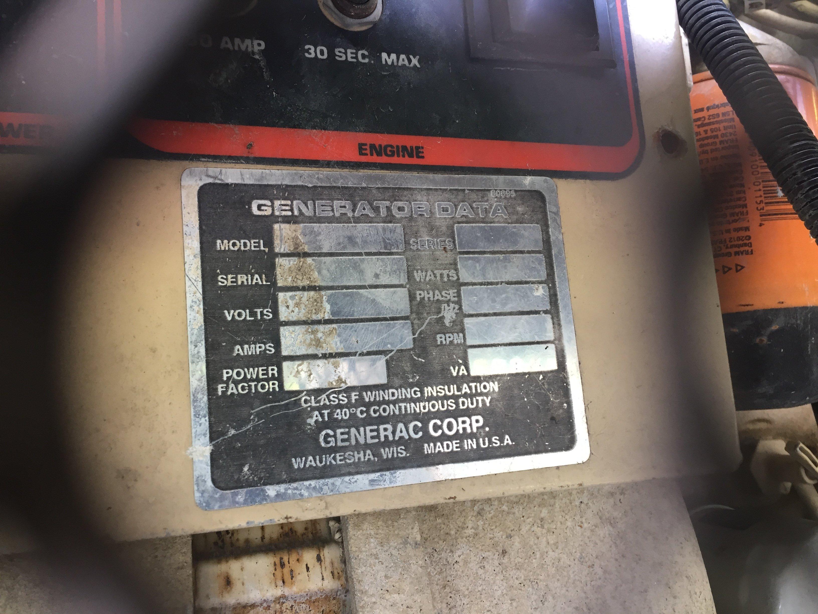 File  Generac Qp 40 Fuel Filter Location