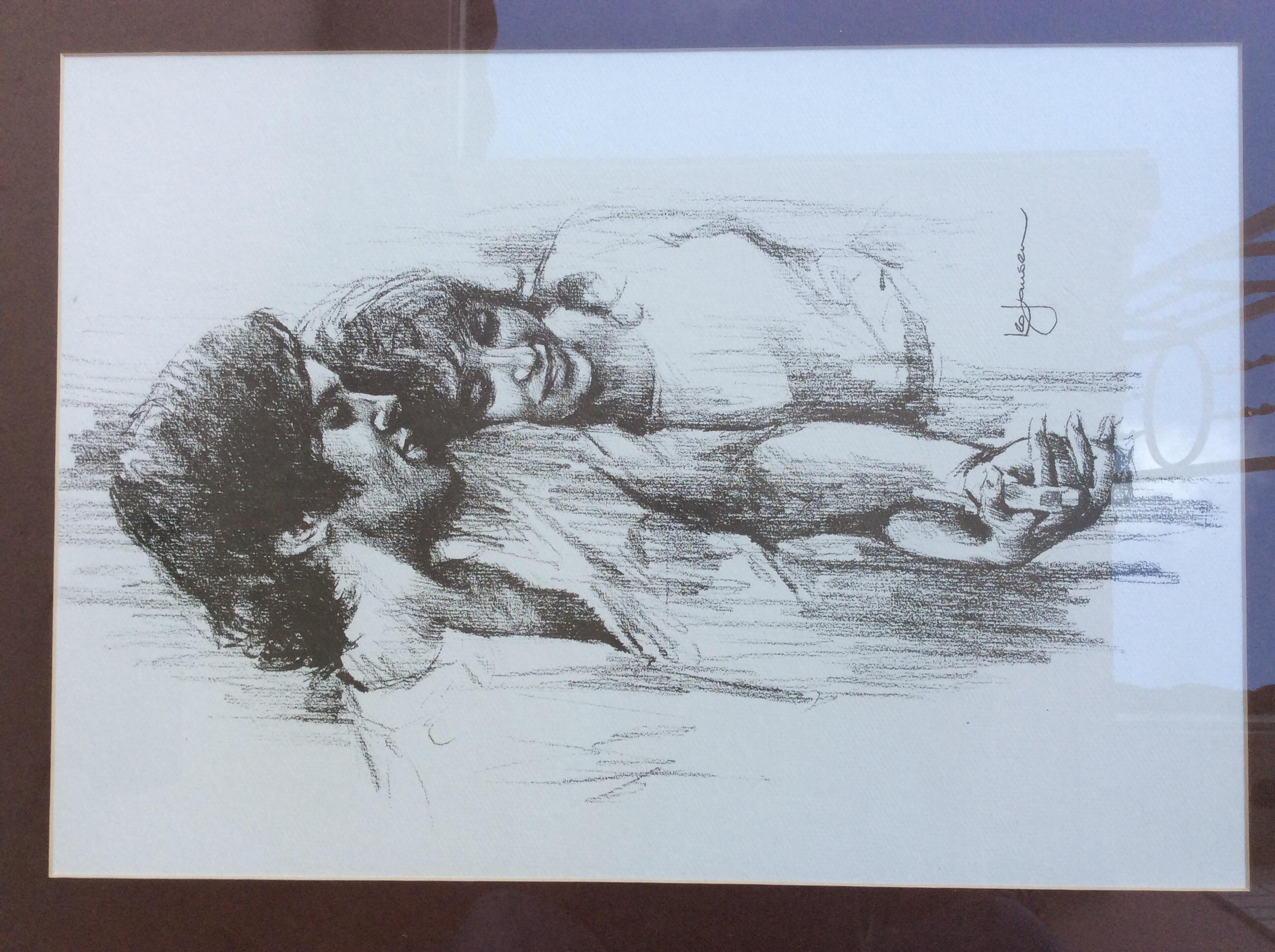 Leo jansen nude study