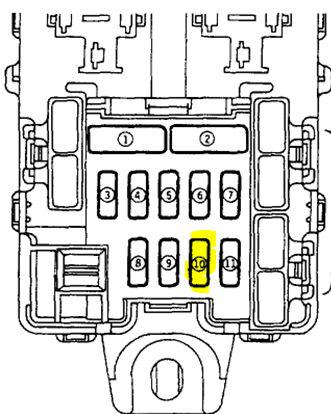 2002 Mitsubishi Diamante Fuse Box Diagram on 1997 lexus es300 fuse box diagram