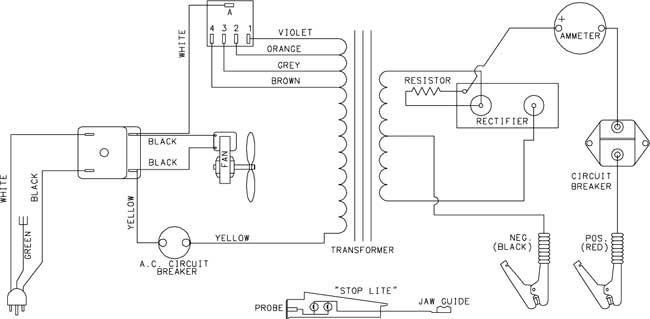 wiring schematic on marquette battery charger model32 132 rh justanswer com schumacher battery charger wiring schumacher battery charger circuit diagram