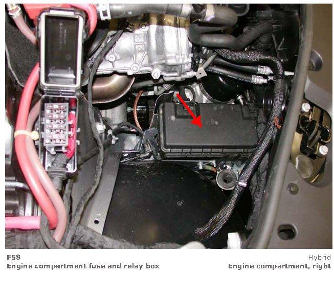 1993 Dodge Stealth Fuse Box Location