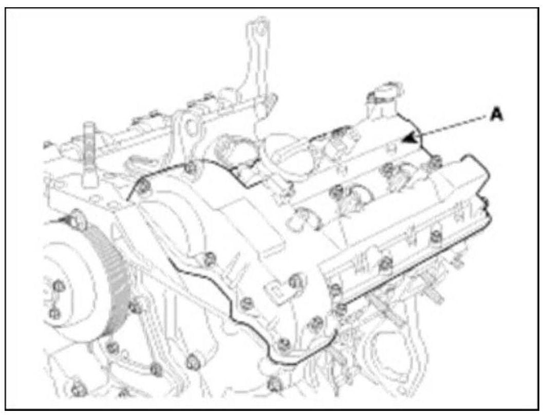 i have a 96 explorer with 5 0l engine it has an error code p0402 2003 Ford Windstar EGR Valve egr valve explorer 5 0l