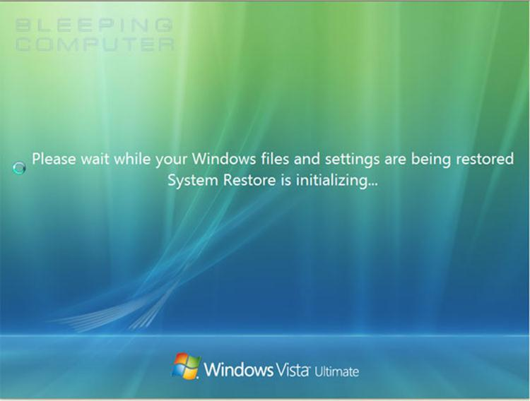 Windows 7 restore files from system image