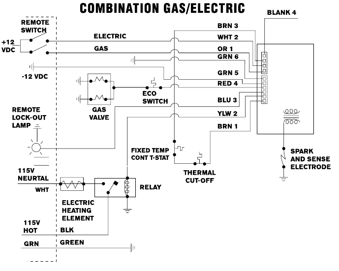 Atwood Wiring Diagram - daily update wiring diagram on