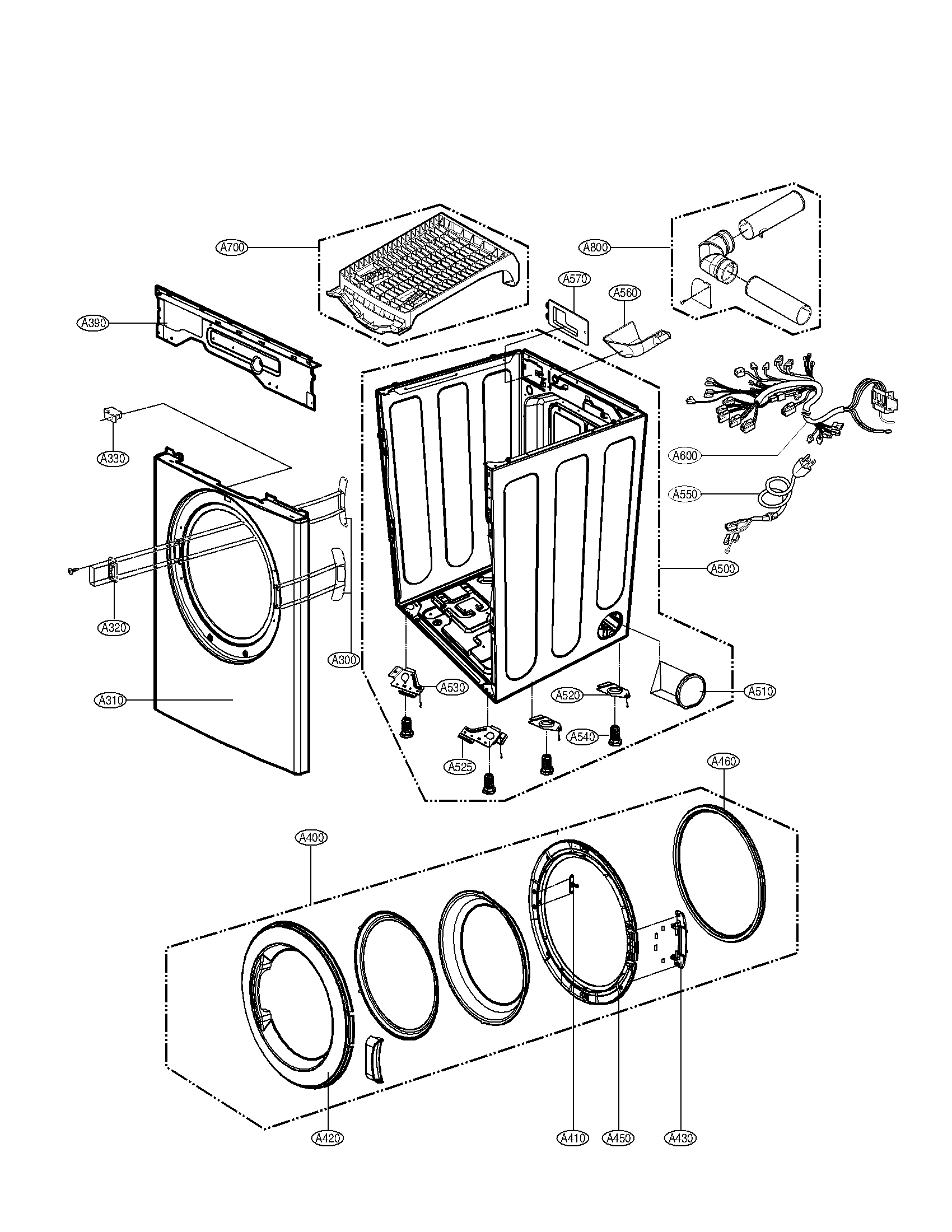 My Dryer Makes A Loud Grinding Noise During Operation  It