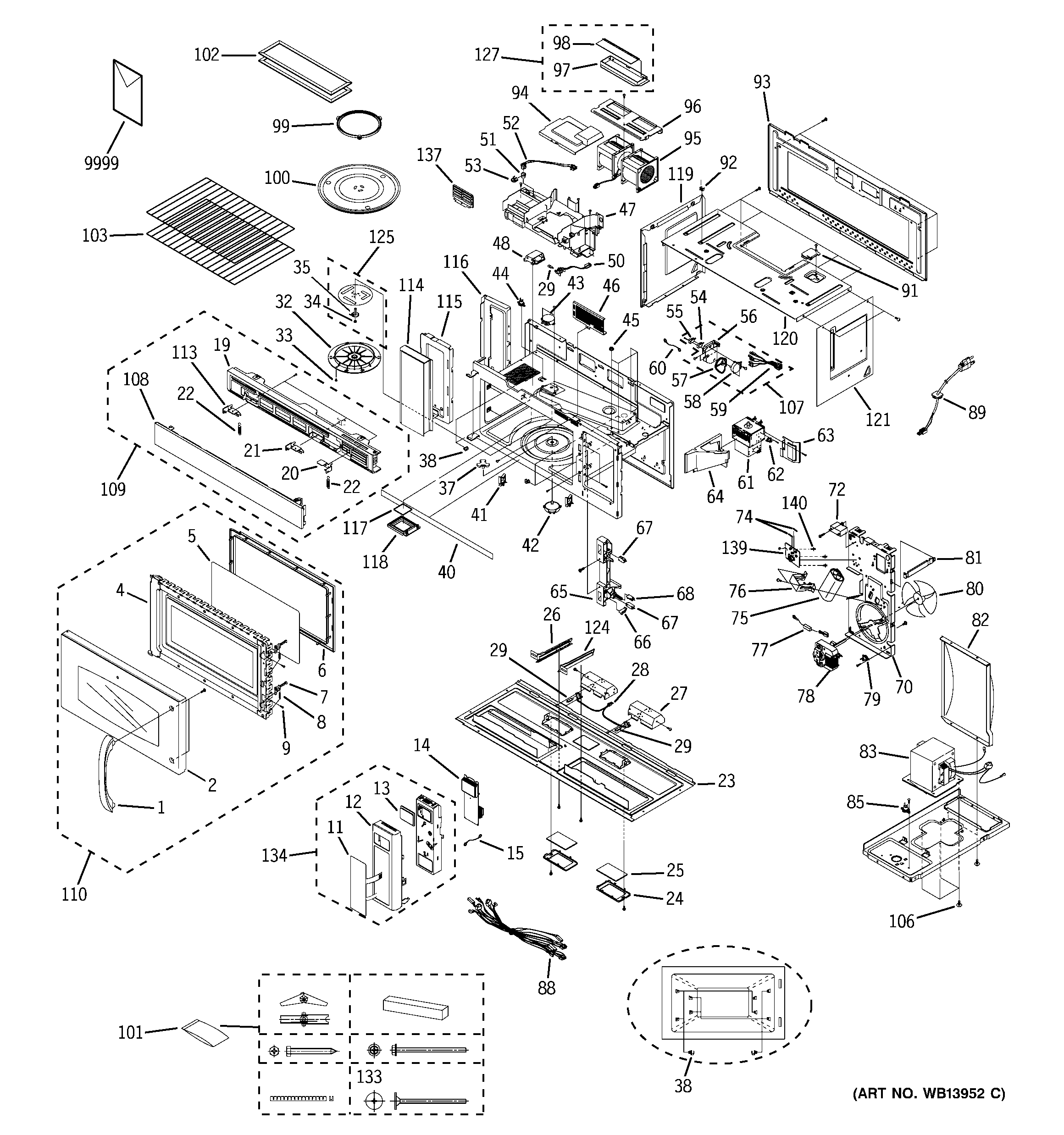 G on Oven Wiring Diagram On General Electric Wall Replacement