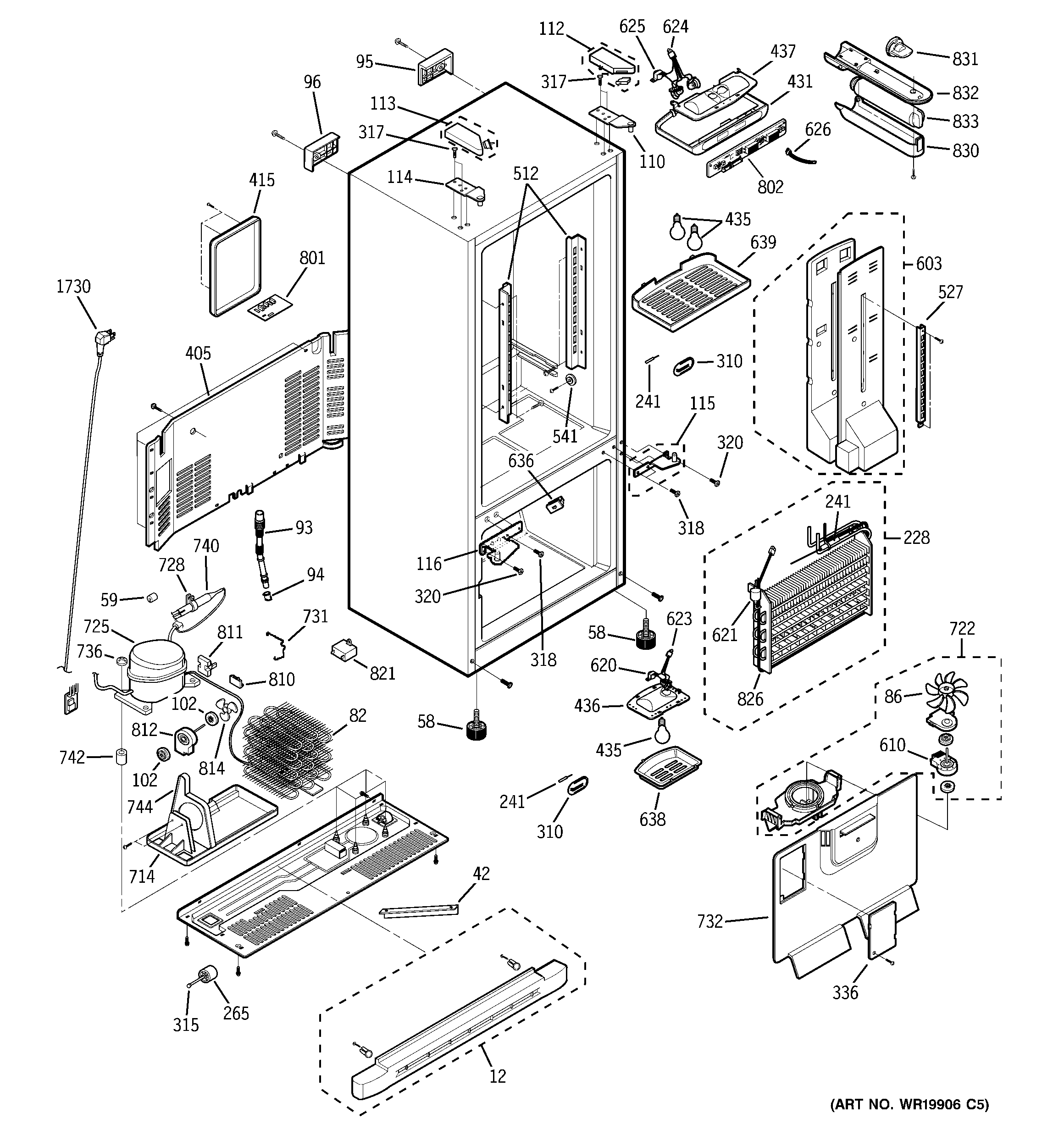 Ge Profile Refrigerator Problems Fluctuating Temperate In Ge Profile Refrigerators