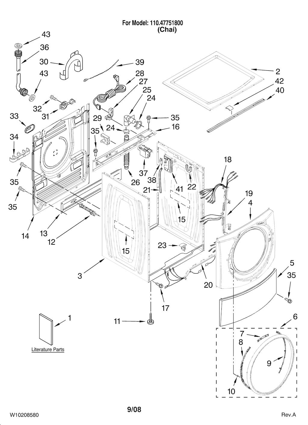Wiring Diagram Kenmore 5t He - Wiring Diagram Schematics on