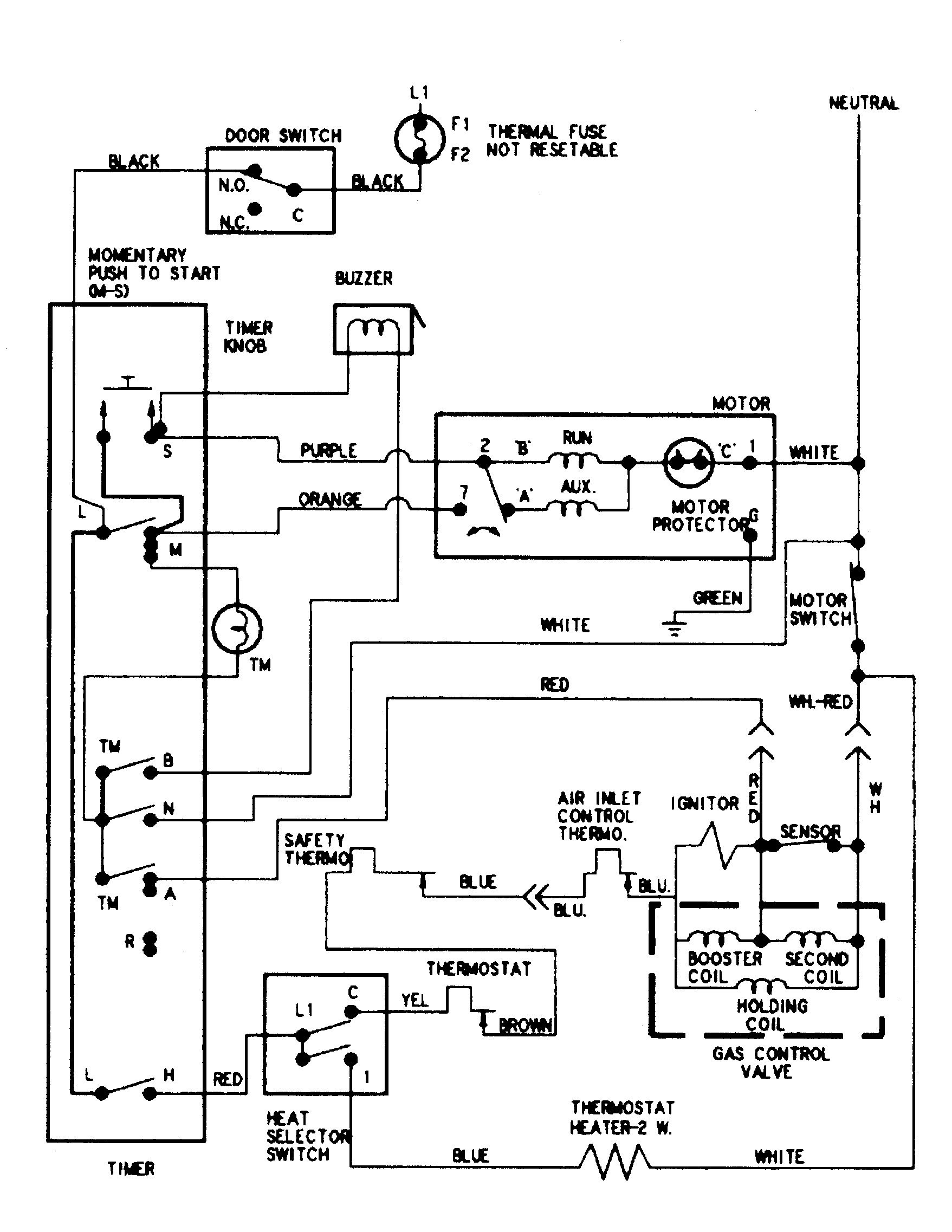 M0406029 00006 diagrams 800402 inglis dryer wiring diagram sample wiring crosley dryer wiring diagram at alyssarenee.co