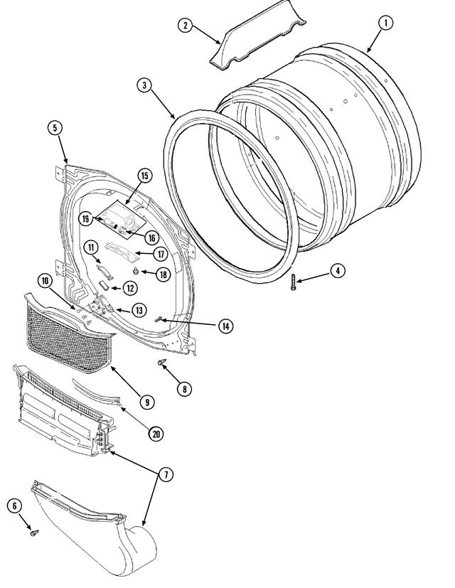 Wiring Maytag Dryer Power Cord